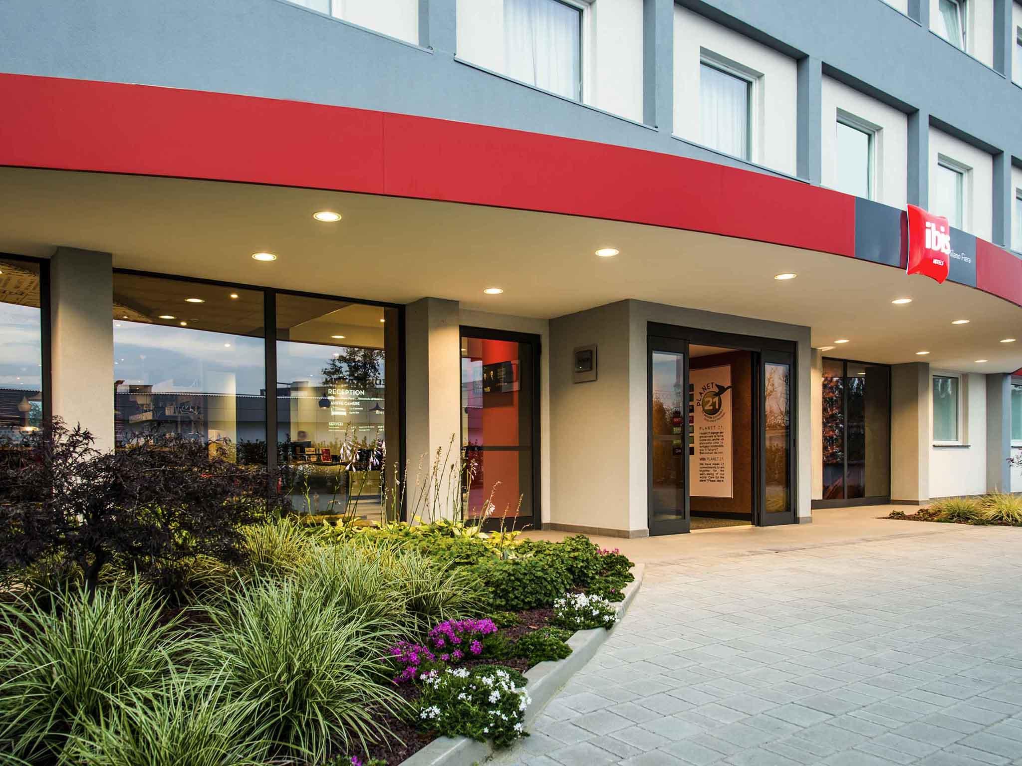 โรงแรม – ibis Milano Fiera