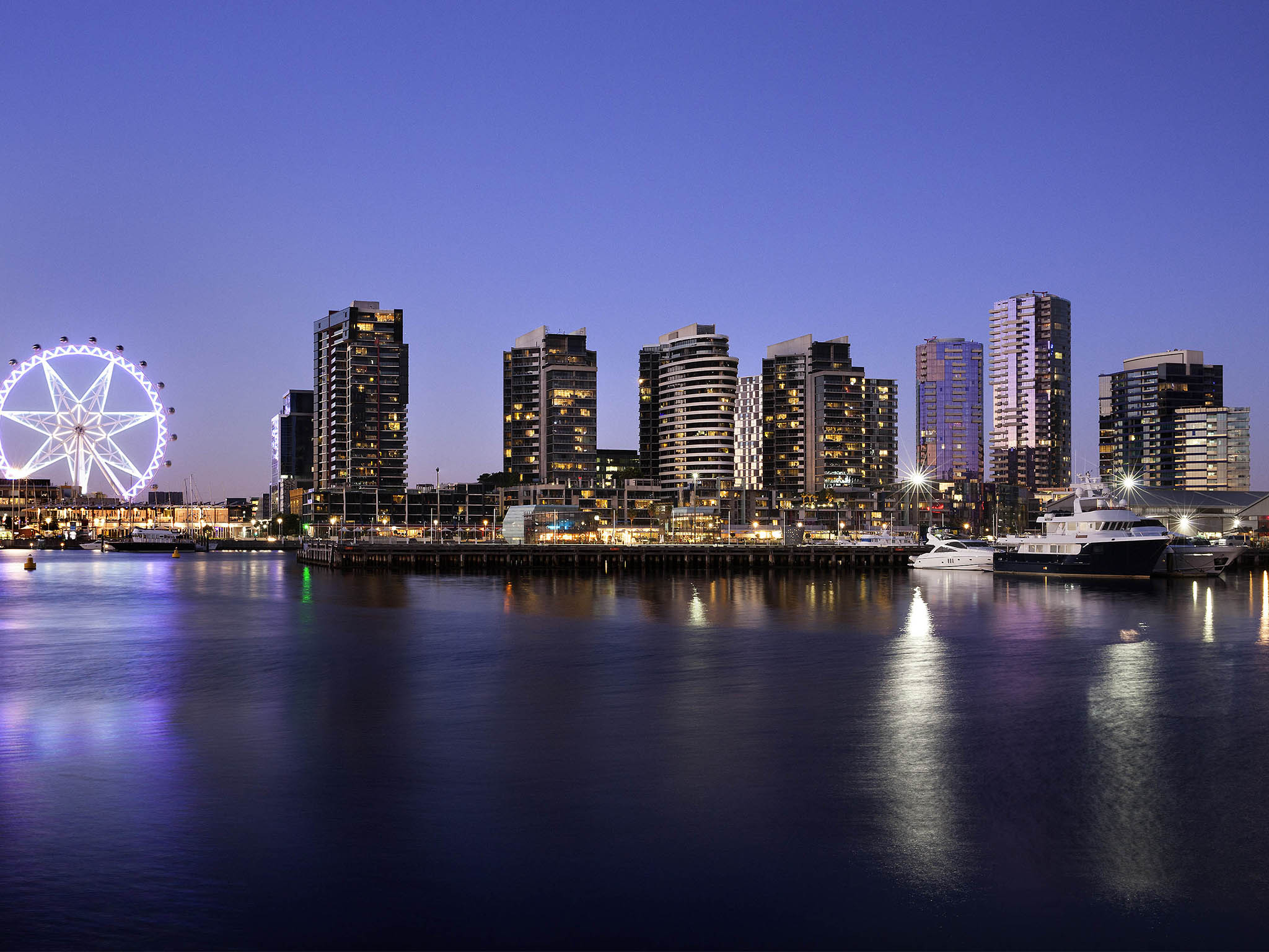 Отель — The Sebel Melbourne Docklands