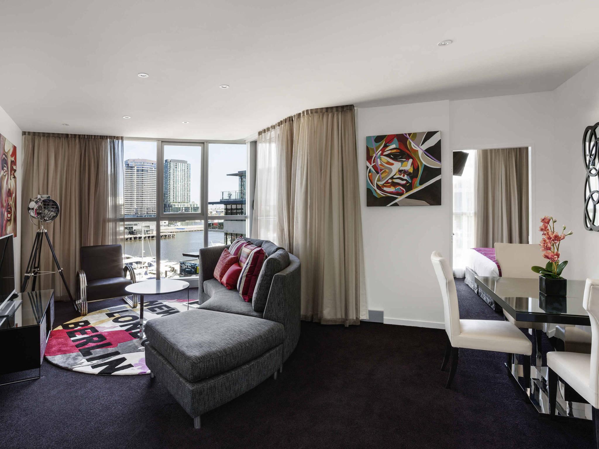 Rooms The Sebel Melbourne Docklands