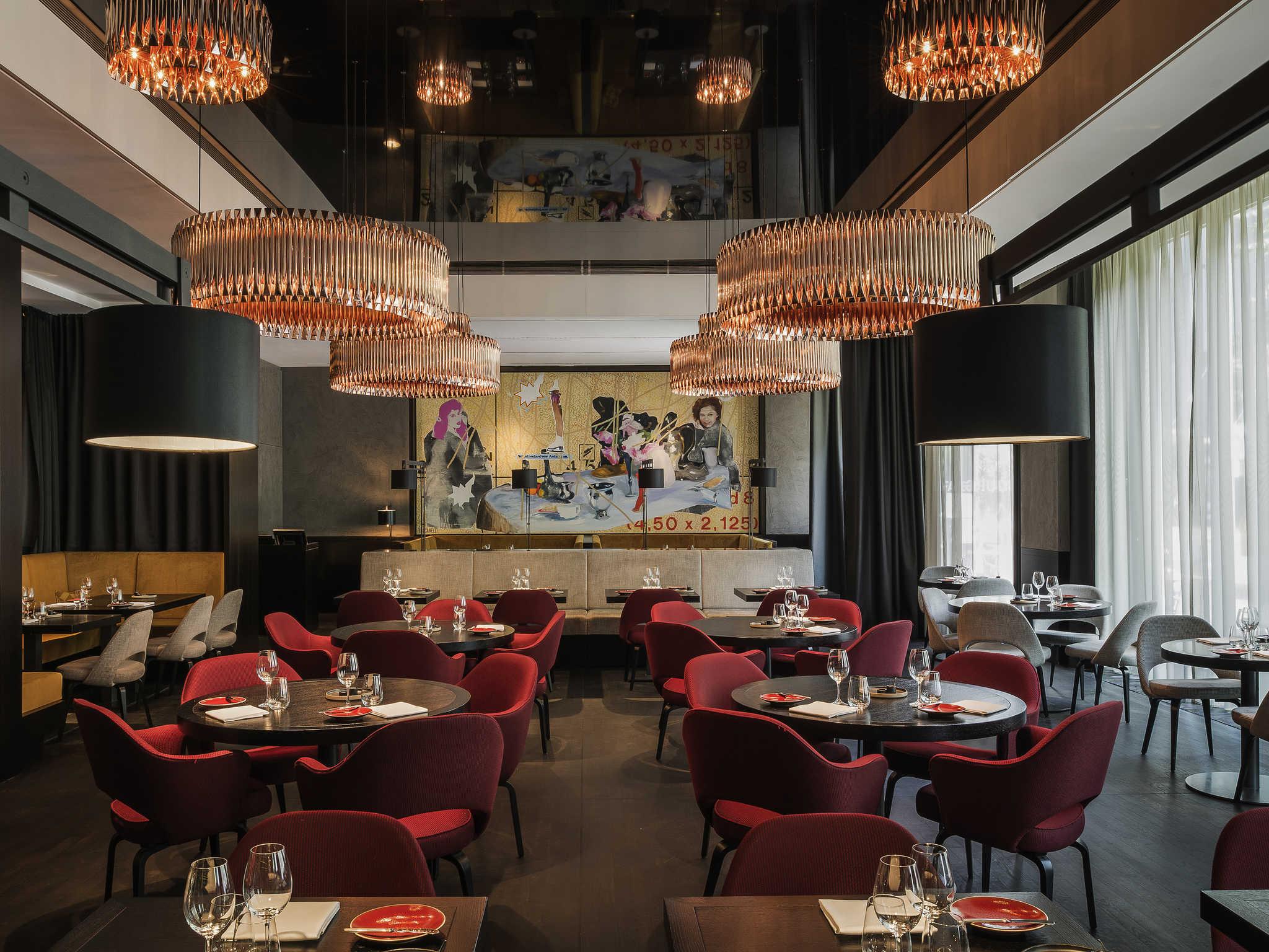 Hotel – Sofitel Berlín Kurfurdtendamm