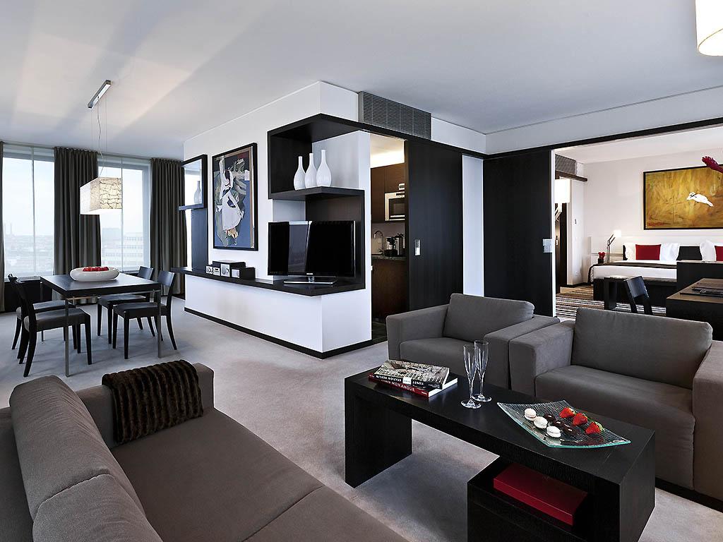 Hotel sofitel berlin kurfuerstendamm book online now for Top design hotels deutschland