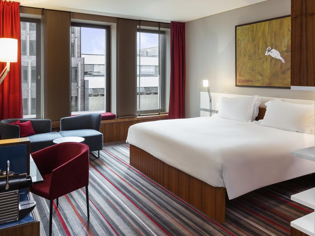 Hotel de luxe BERLIN – Sofitel Berlin Kurfurstendamm