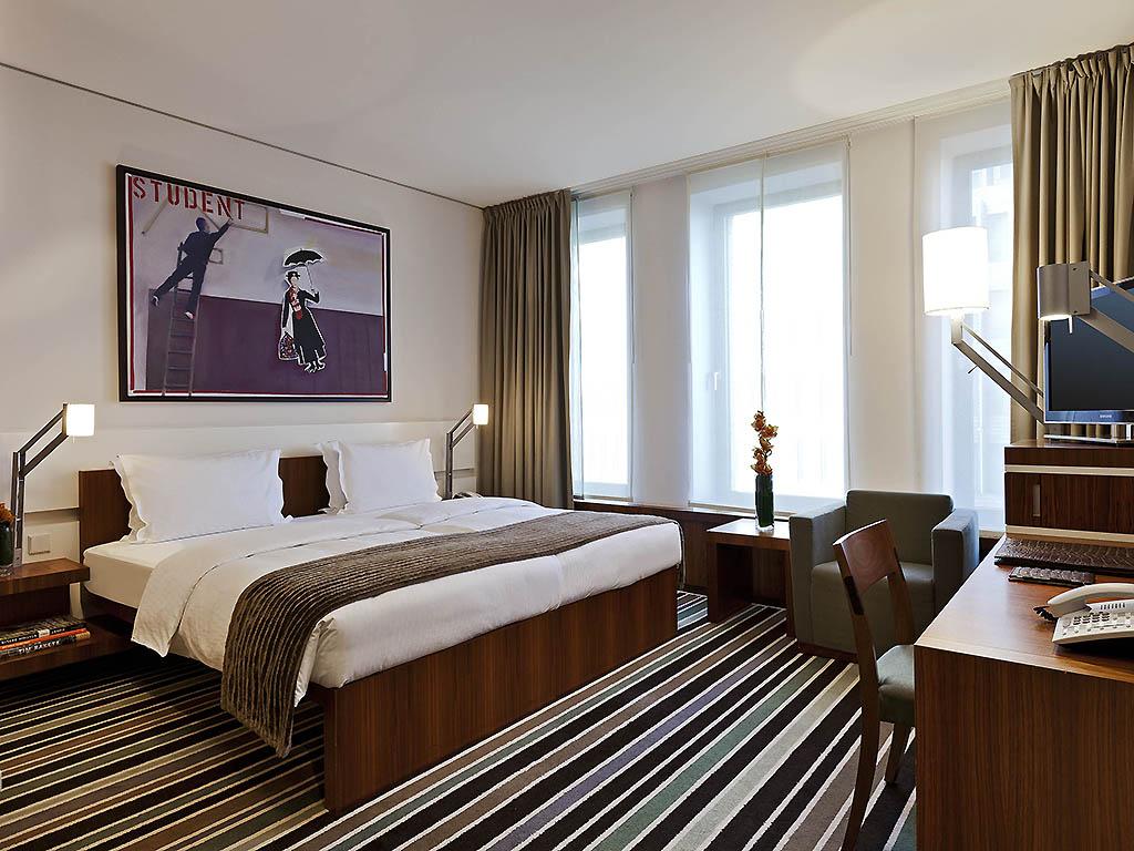 Gästezimmer modern luxus  Sofitel.com