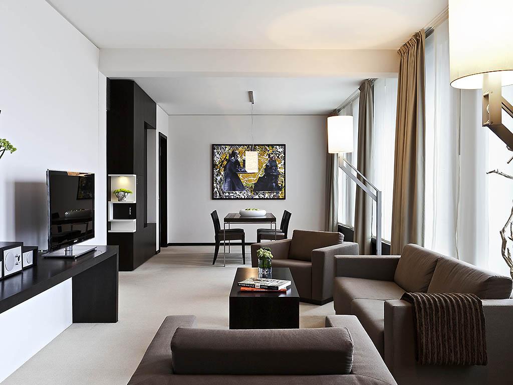 Luxushotel BERLIN – Sofitel Berlin Kurfürstendamm