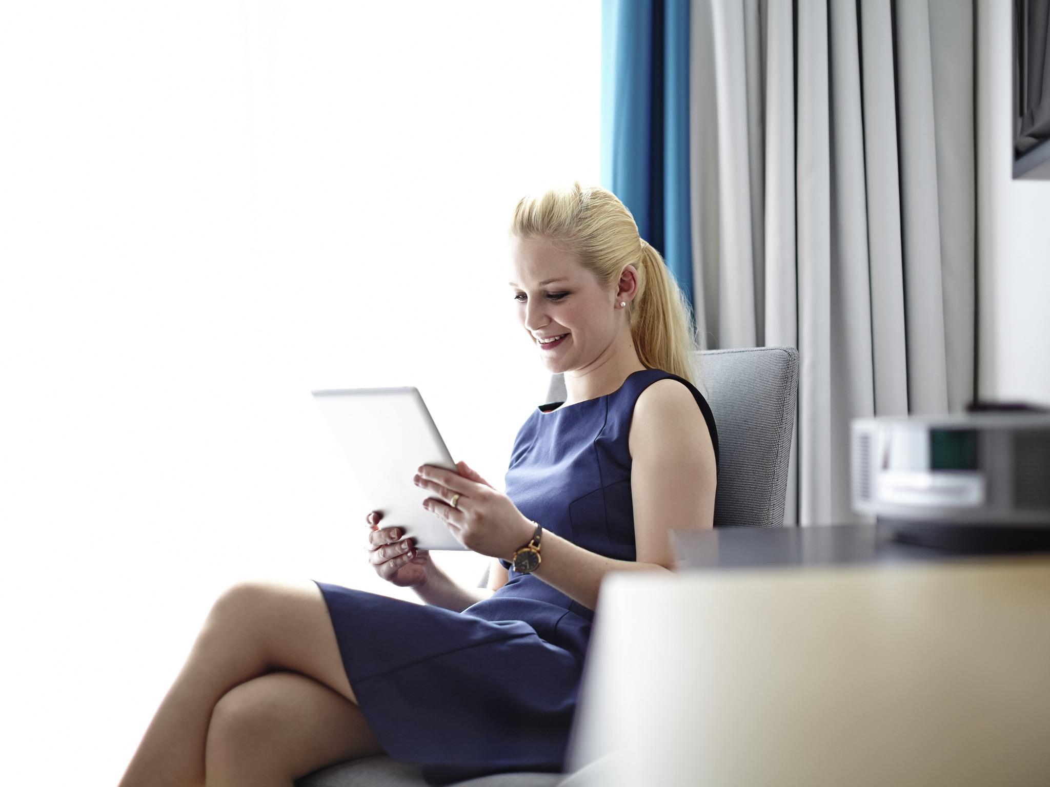 فندق - فندق نوفوتيل Novotel لندن ويمبلي
