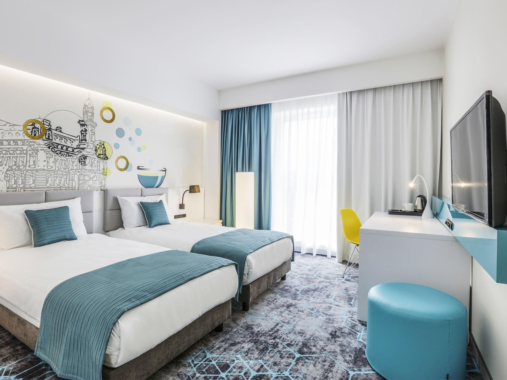โรงแรม – ibis Styles Nowy Sacz