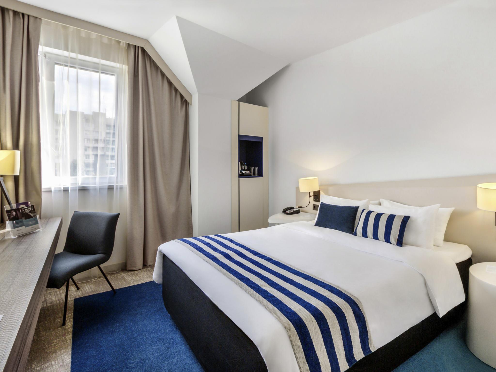 酒店 – 沃罗涅什中心美居酒店