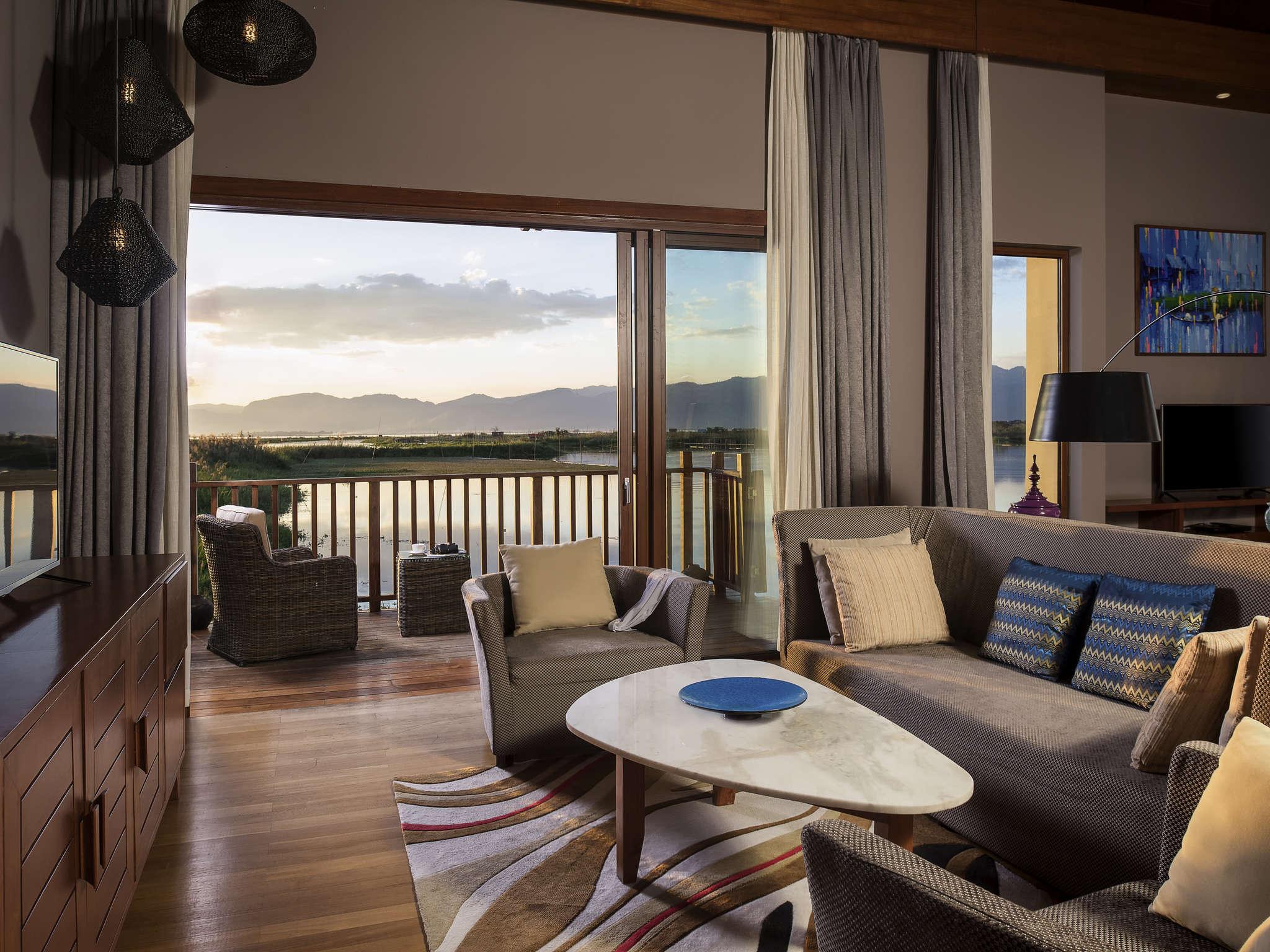 Hotel – Novotel Inle Lake Myat Min