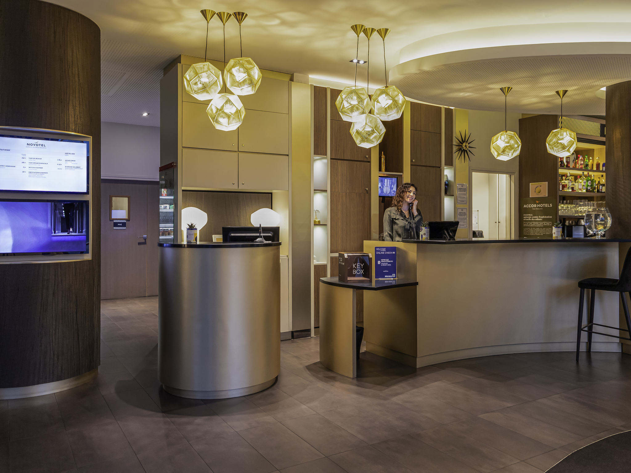 Otel – Novotel Suites Paris Expo Porte de Versailles