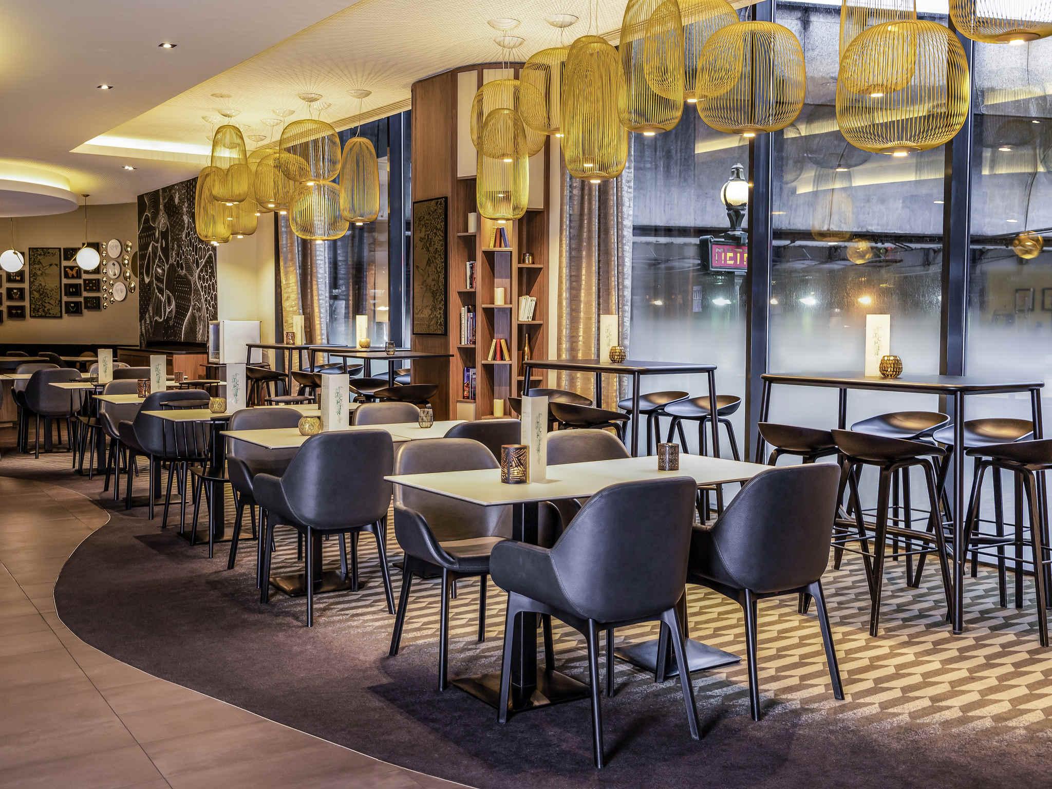 Hotel in paris novotel suites paris expo porte de versailles - Hotel paris pas cher porte de versailles ...