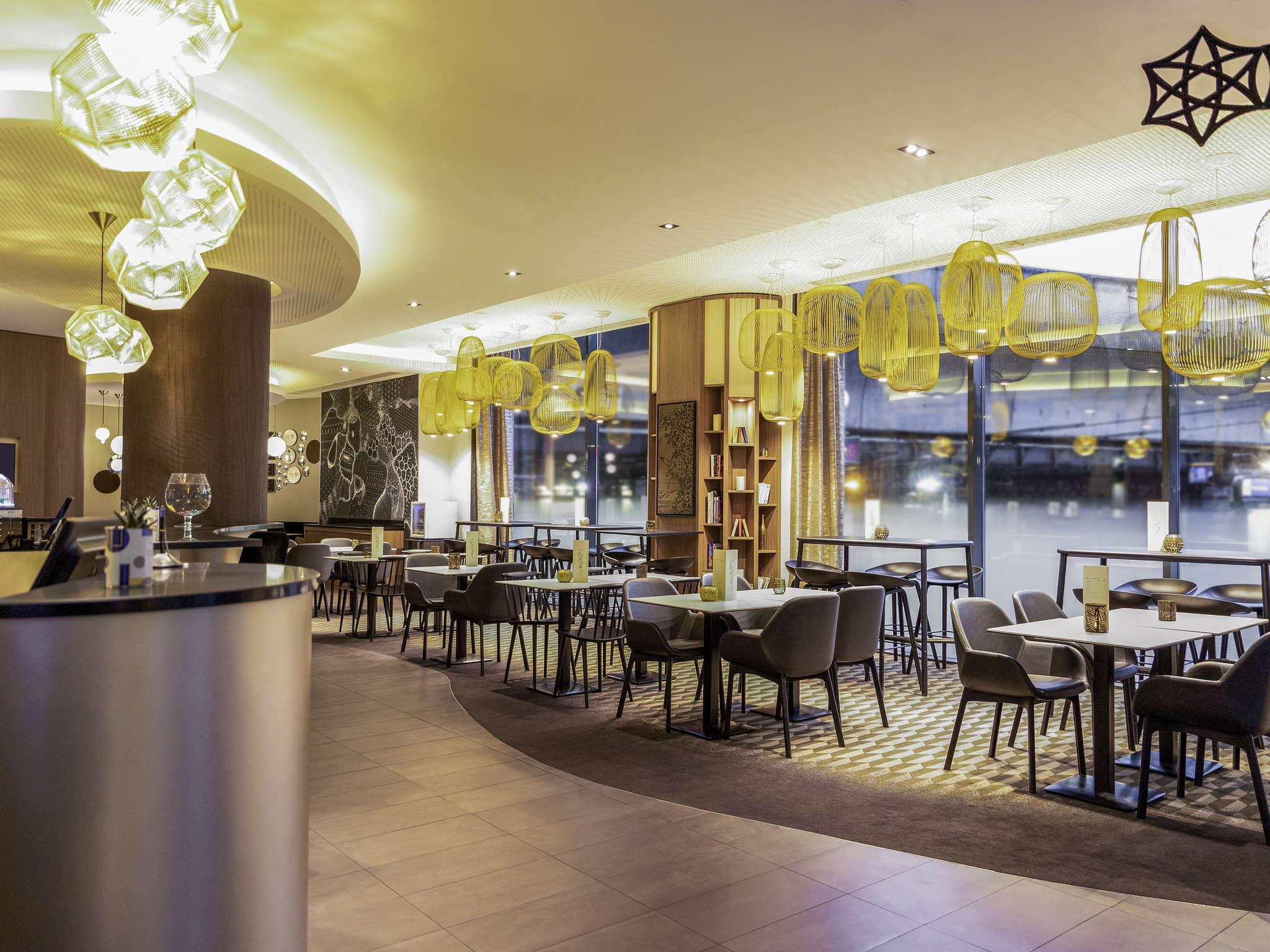 Hotel Novotel Suites Paris Expo