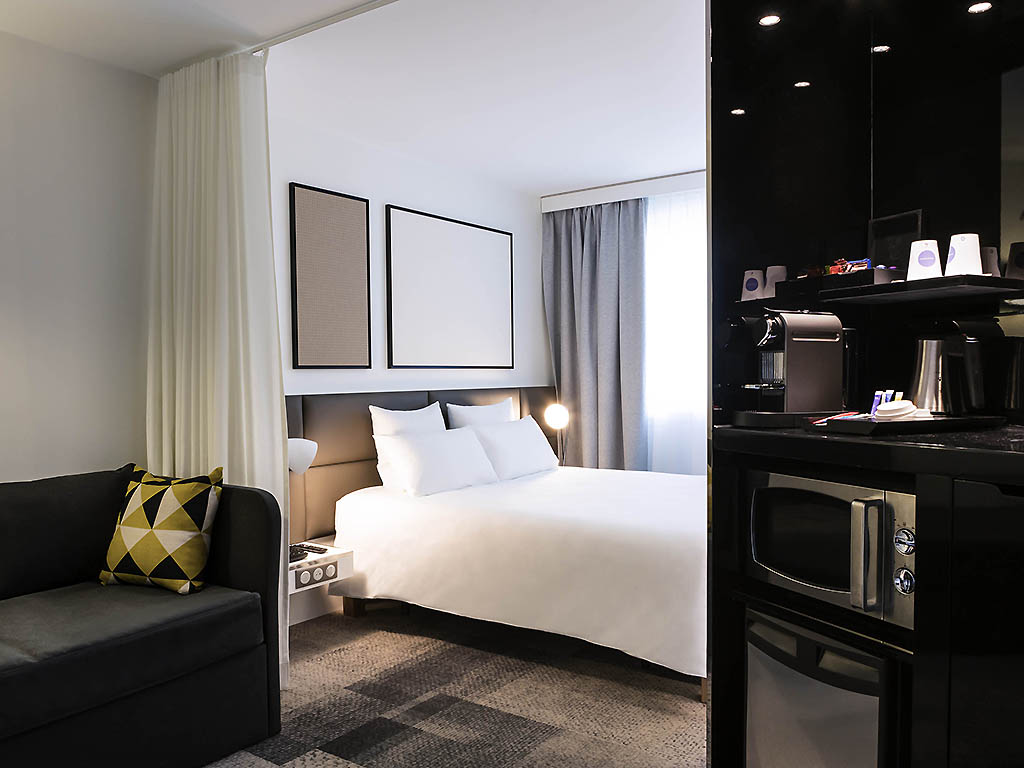 Superior Suite 1 double bed and