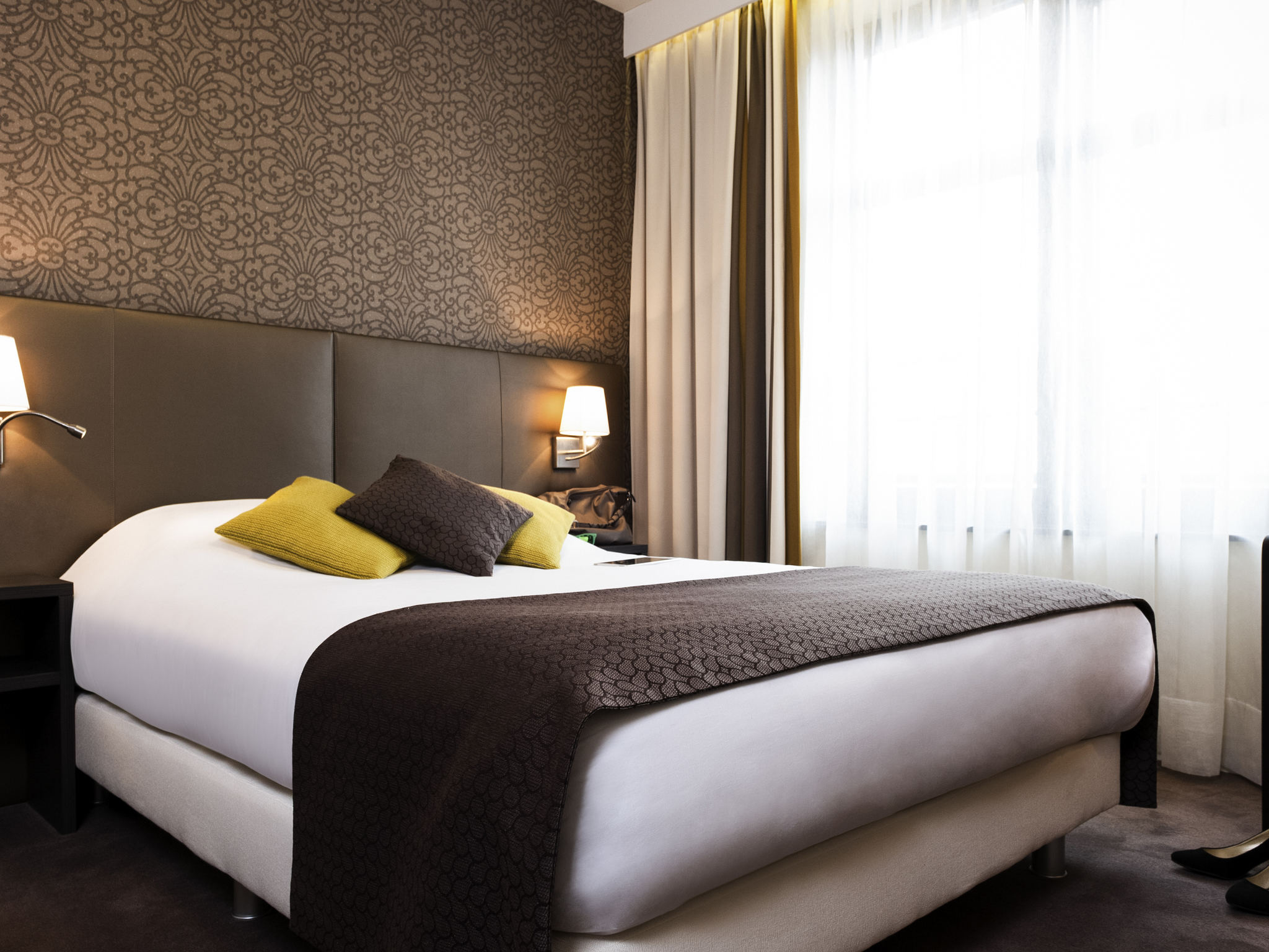 Отель — ibis Styles Брюссель Центр Стефани