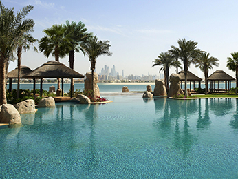 Hôtel - Sofitel Dubai The Palm Luxury Apartments