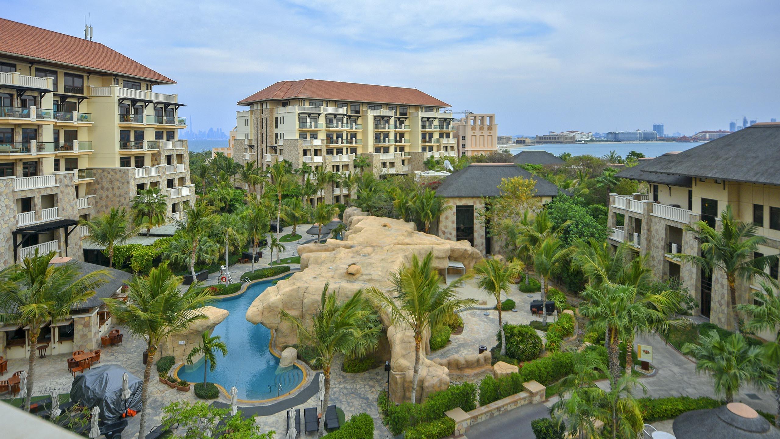 Luxury Hotel Dubai Sofitel Dubai The Palm Luxury Apartments