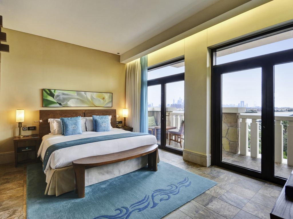 Kids bed side view - 2 Bedroom Apartment Sea View 1 King 2 Single Beds Kitchenette Kids Club Fitness And Beach