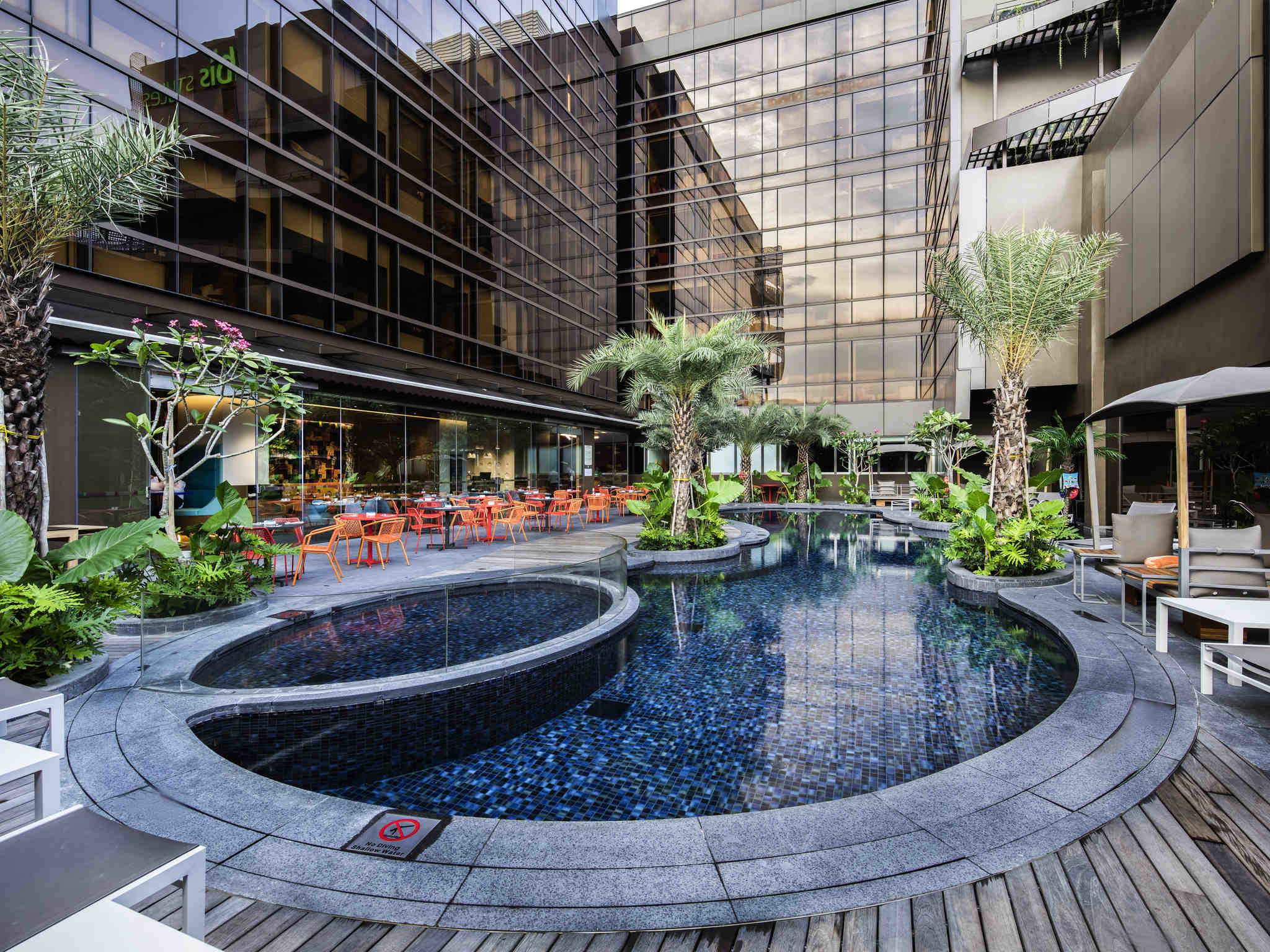 โรงแรม – ไอบิสสไตล์ สิงคโปร์ ออน แม็คเฟอร์สัน