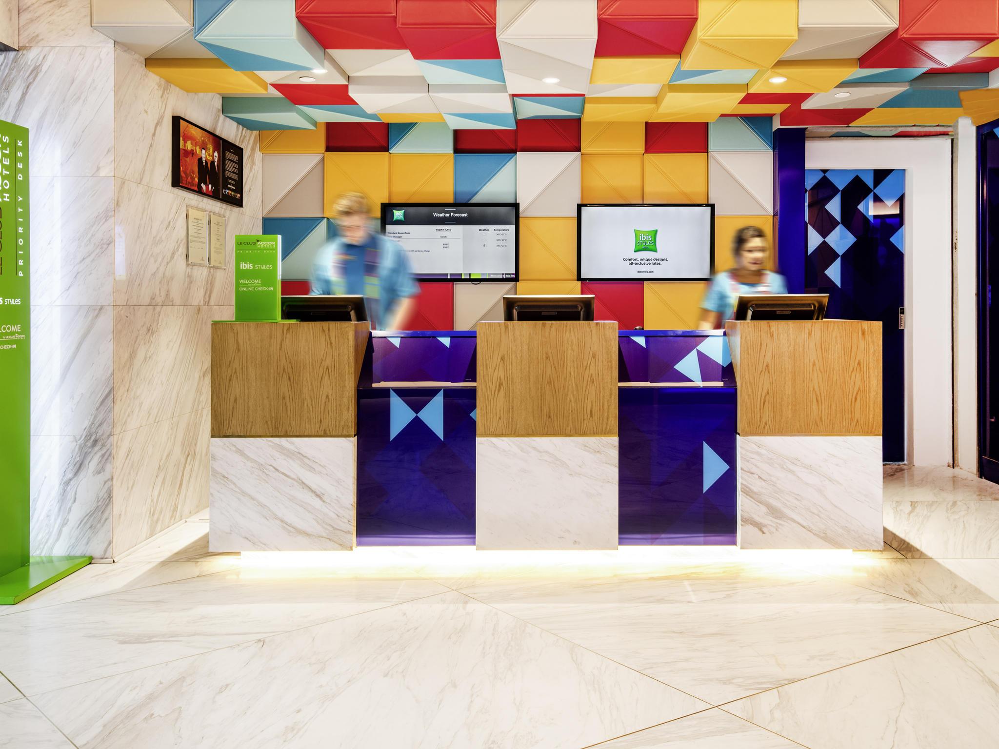 Hotel Nova Kd Comfort Ibis Styles Singapore On Macpherson Aljunied Accorhotels