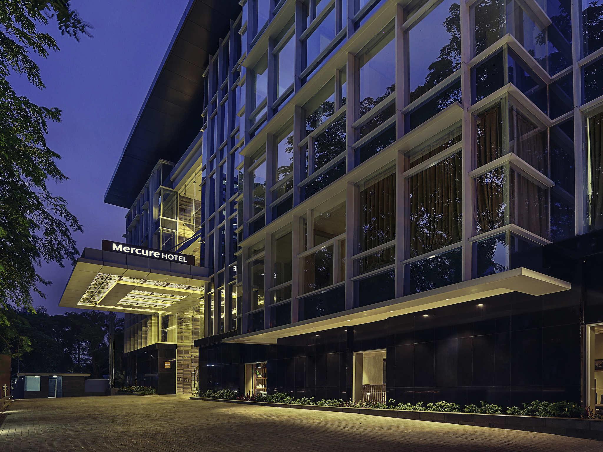 โรงแรม – เมอร์เคียว จาการ์ตา ซาบัง