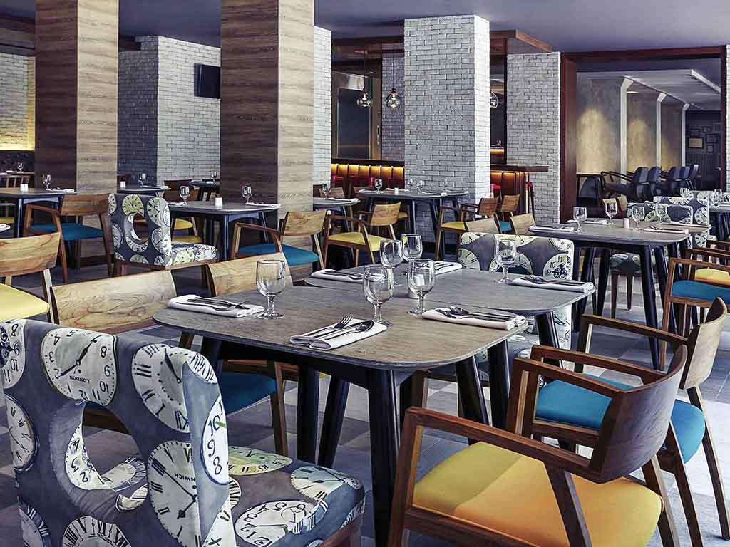 Clovia Restaurant Jakarta Restaurants By Accor