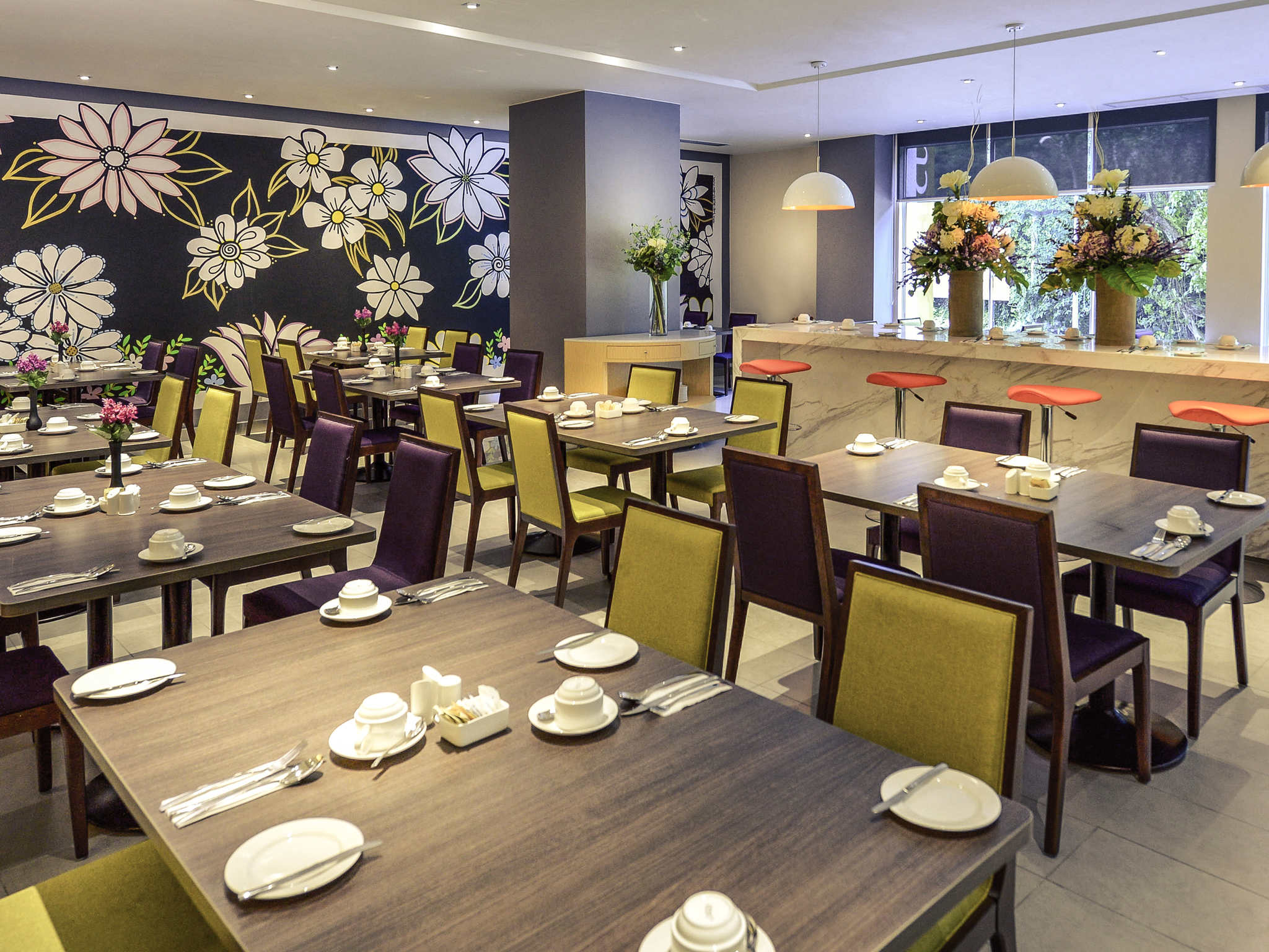 Restoran Mercure Kota Kinabalu City Centre