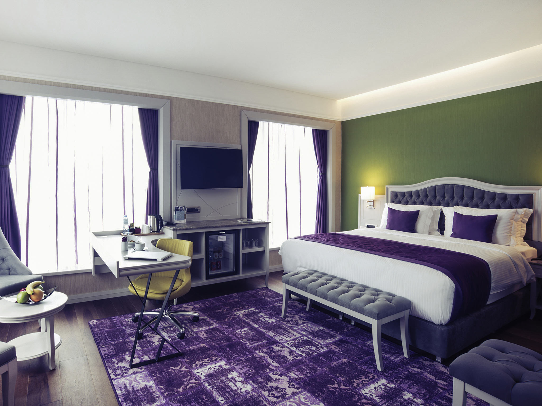 โรงแรม – Mercure Tbilisi Old Town