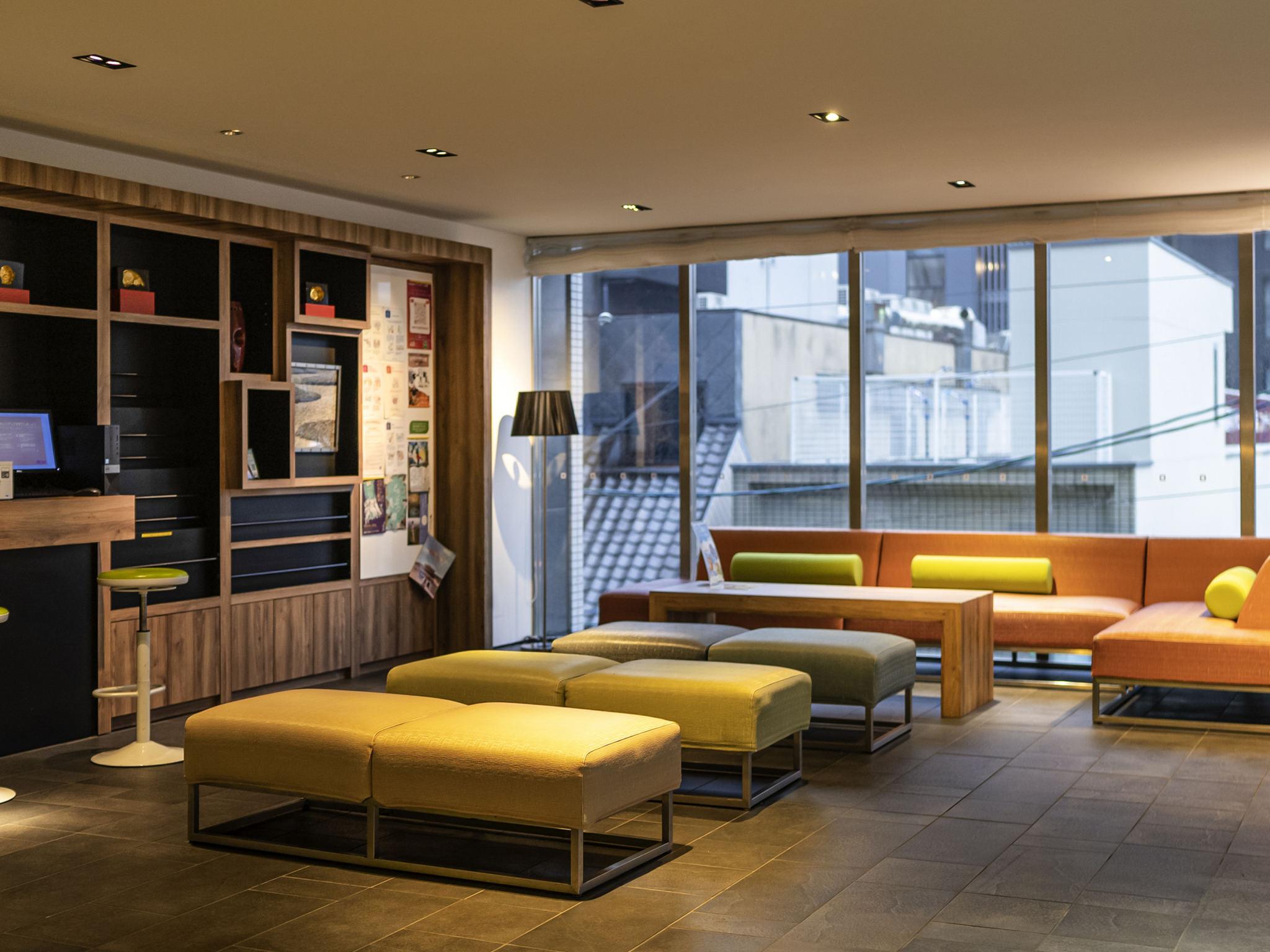 Hotel Ibis Styles Kyoto Station