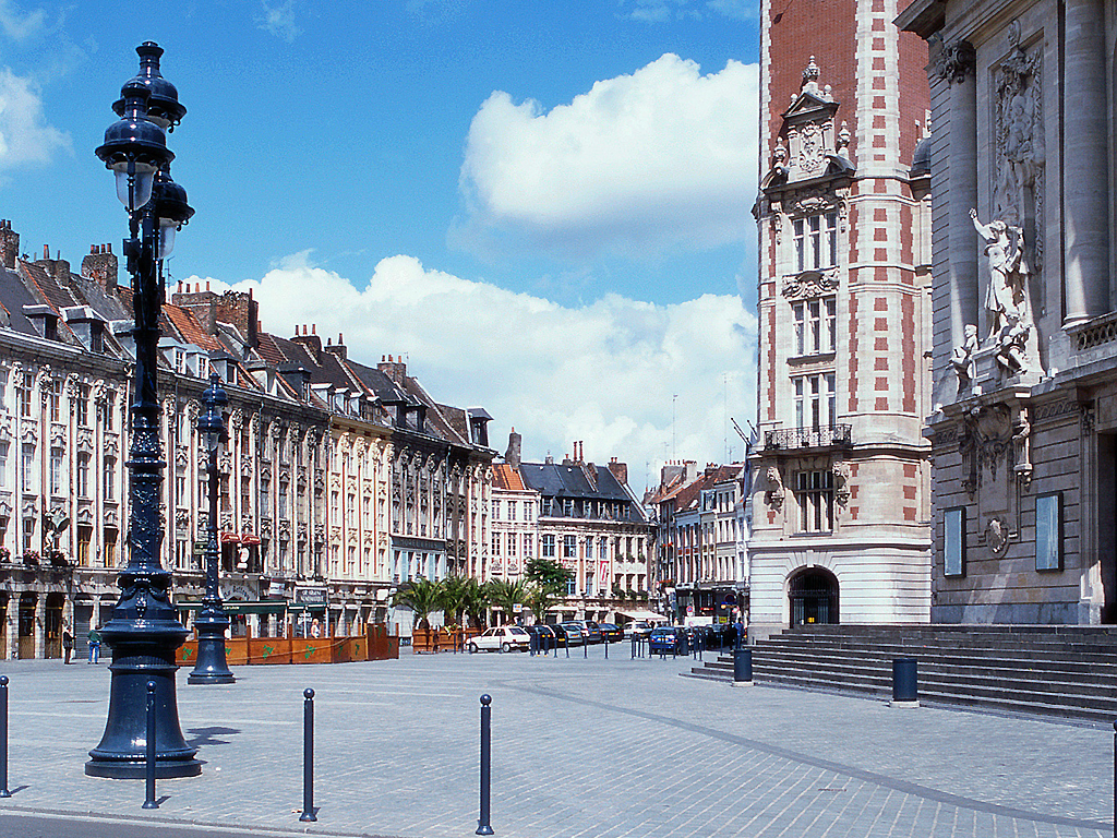 H tel lille ibis styles lille centre grand place for Hotels lille