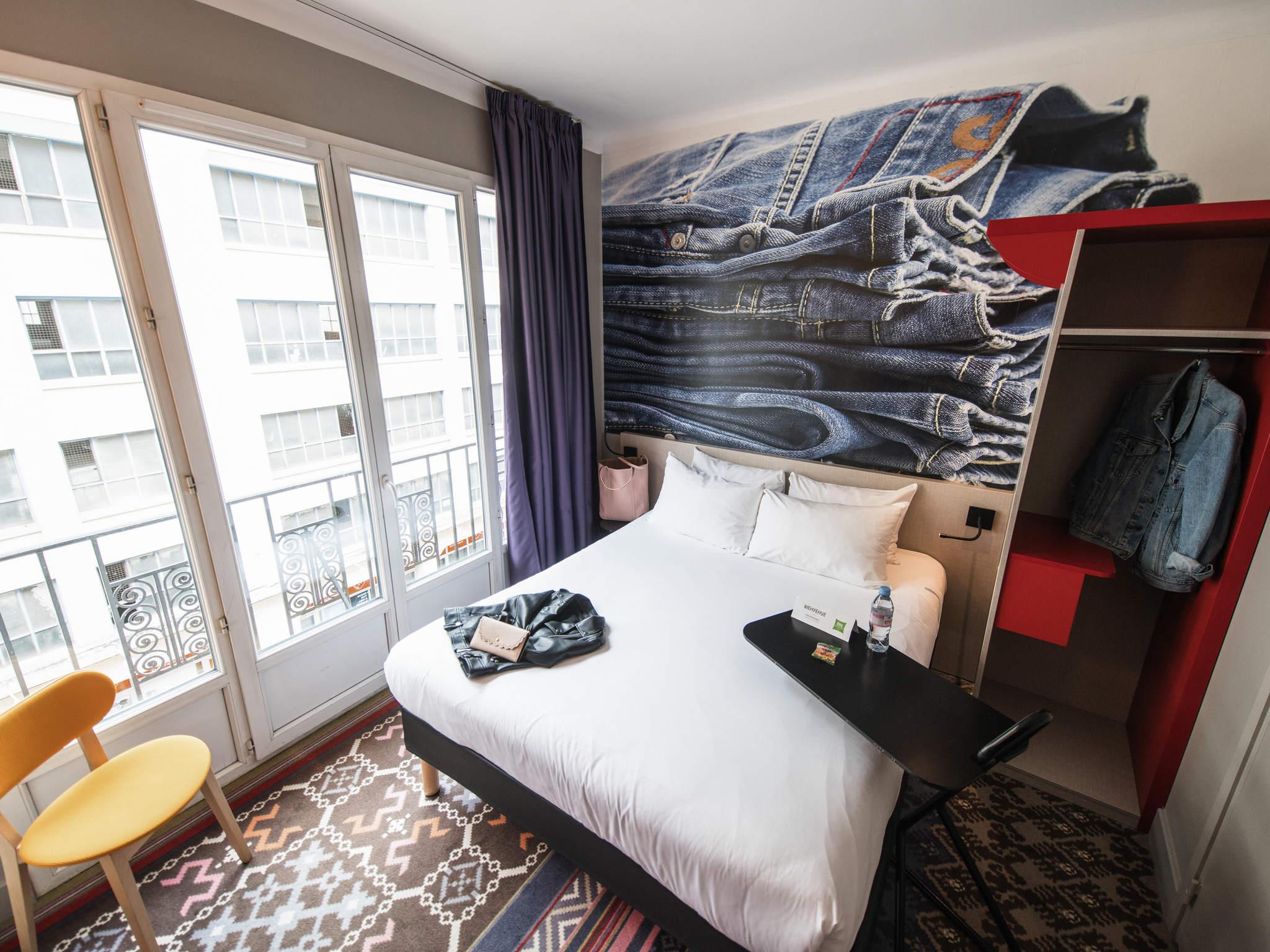 ホテル – イビススタイルズリールサントルグランプラス(2014年2月オープン)