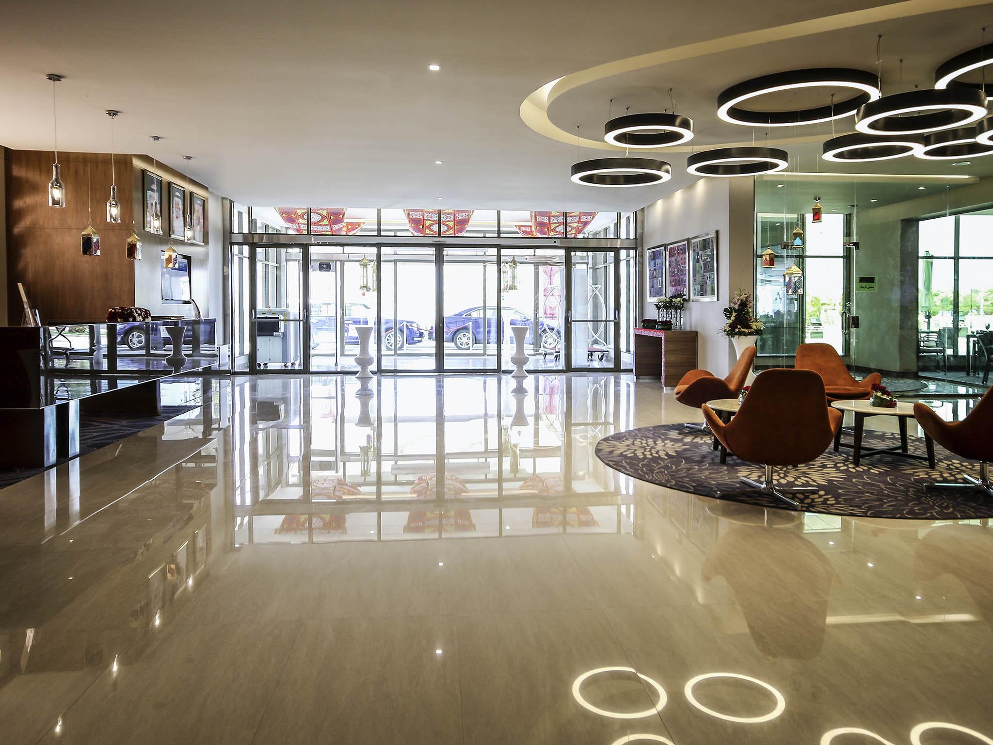 Отель — Novotel Yanbu