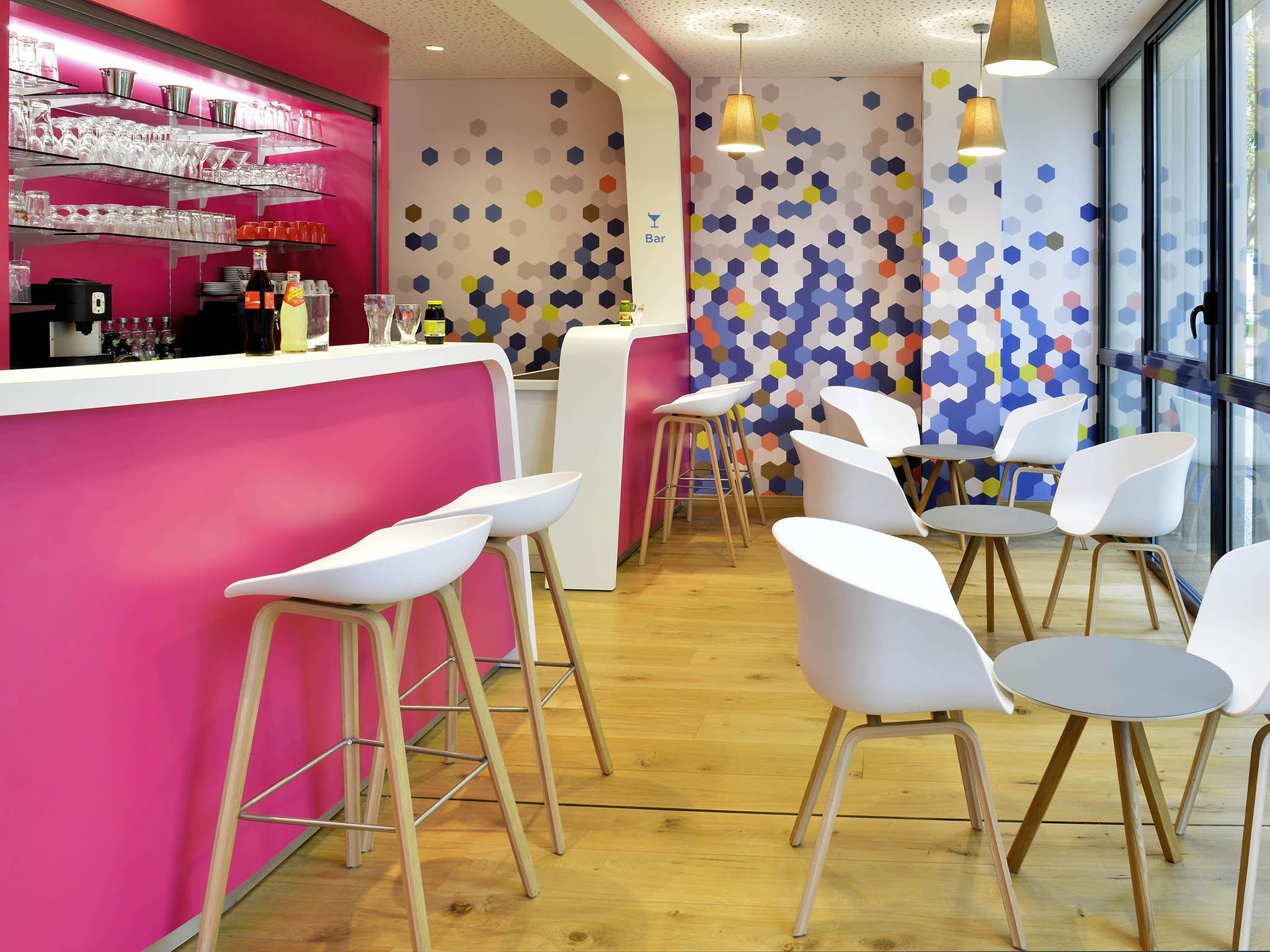 โรงแรม – ibis Styles Montélimar Centre