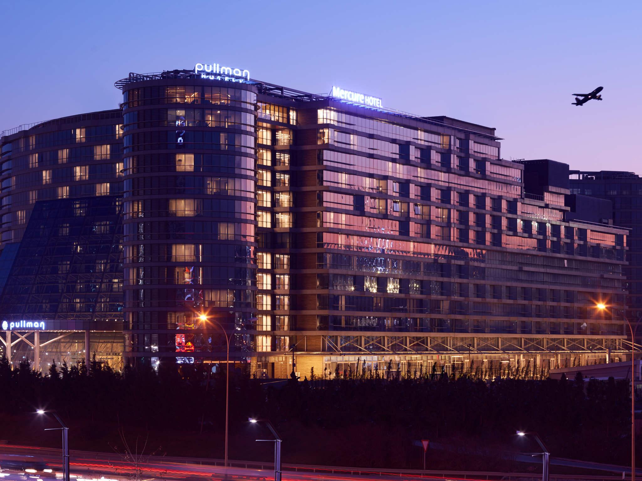 โรงแรม – Mercure Istanbul Airport