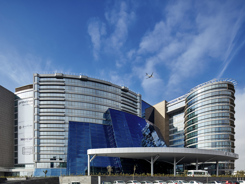Hotel istanbul pullman istanbul airport convention center for Pullman hotel