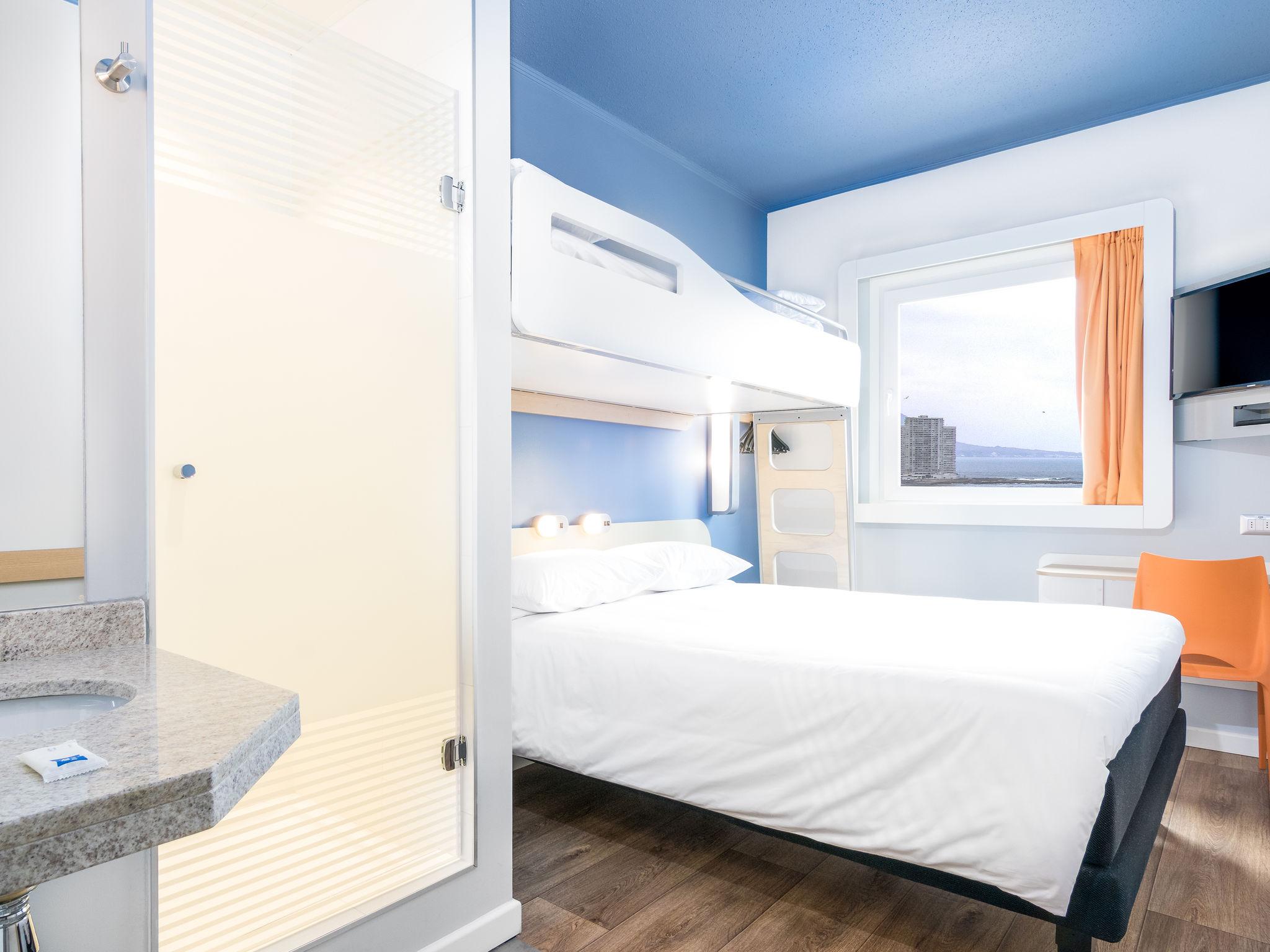ホテル – ibis budget Iquique