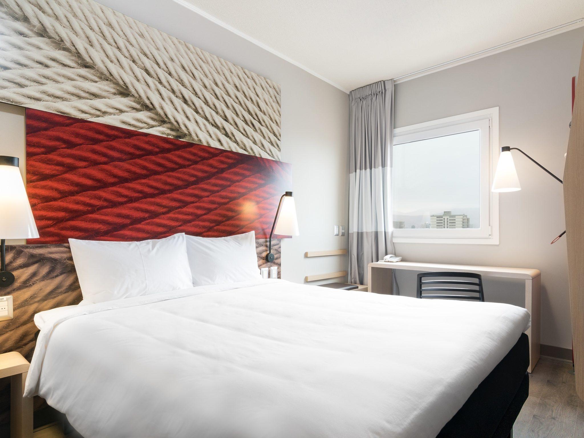 โรงแรม – ibis Iquique