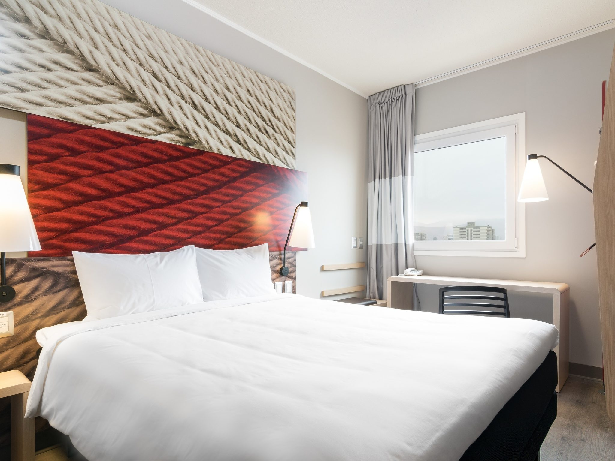 Отель — ibis Iquique