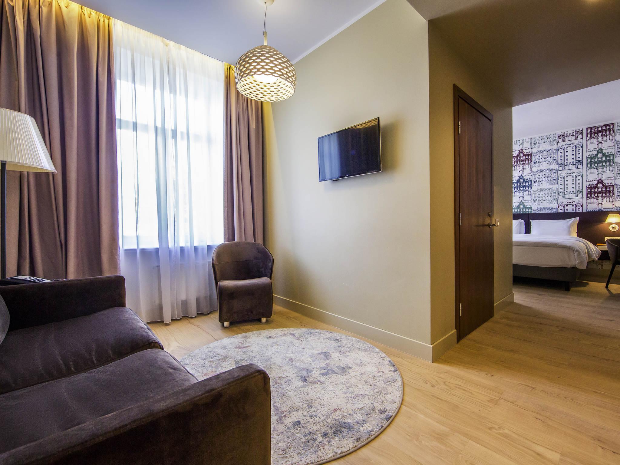 Mercure Hotel Riga Zentrum