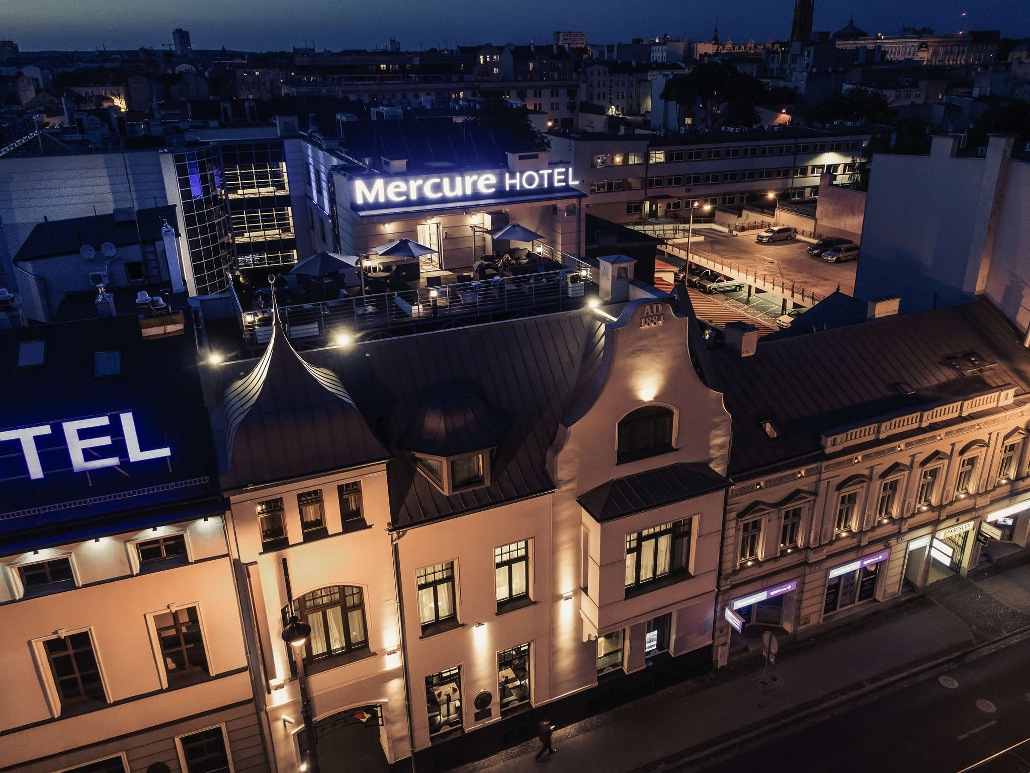 Hotel – Mercure Bydgoszcz Sepia