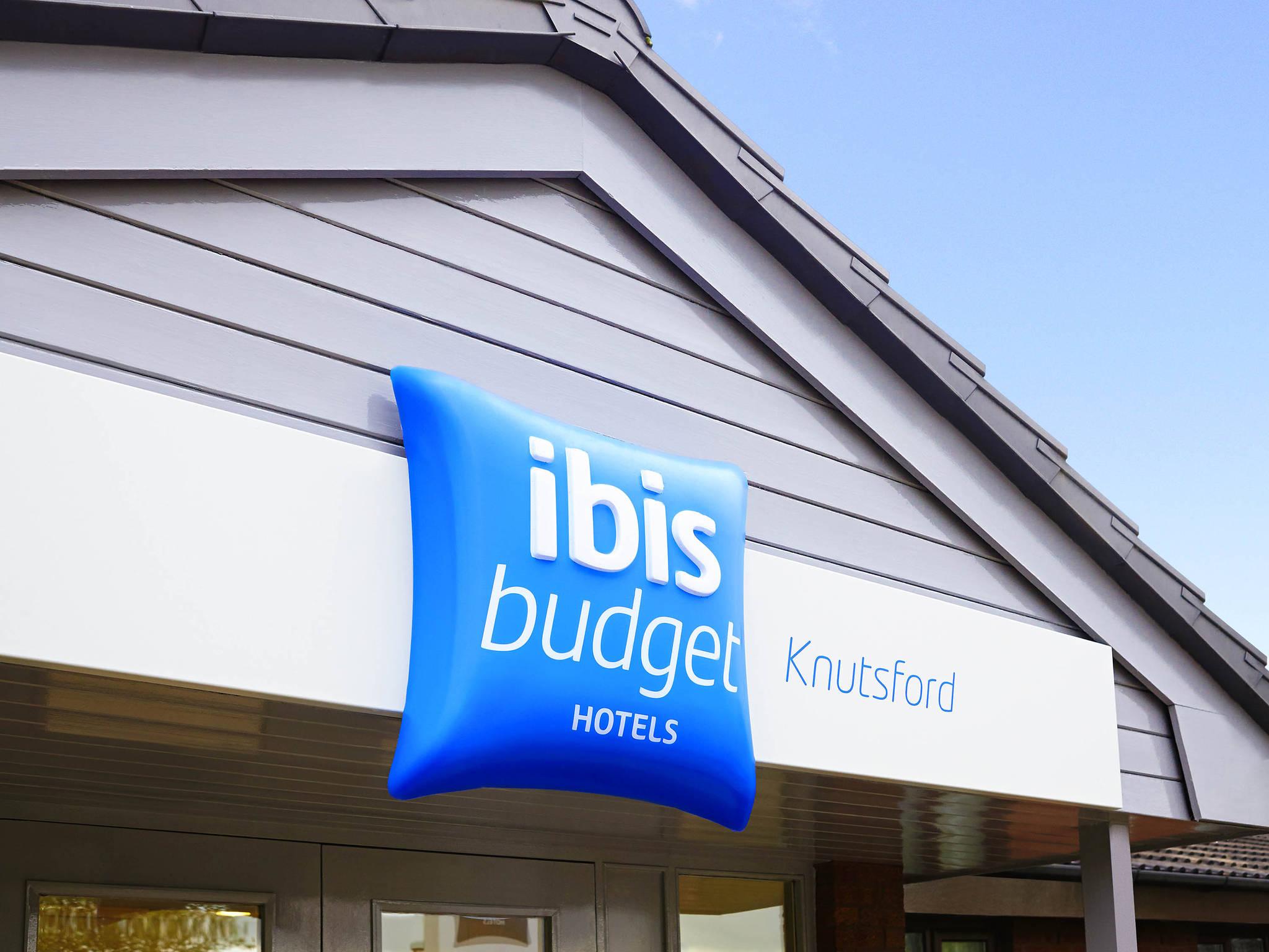 Hotel – ibis budget Knutsford