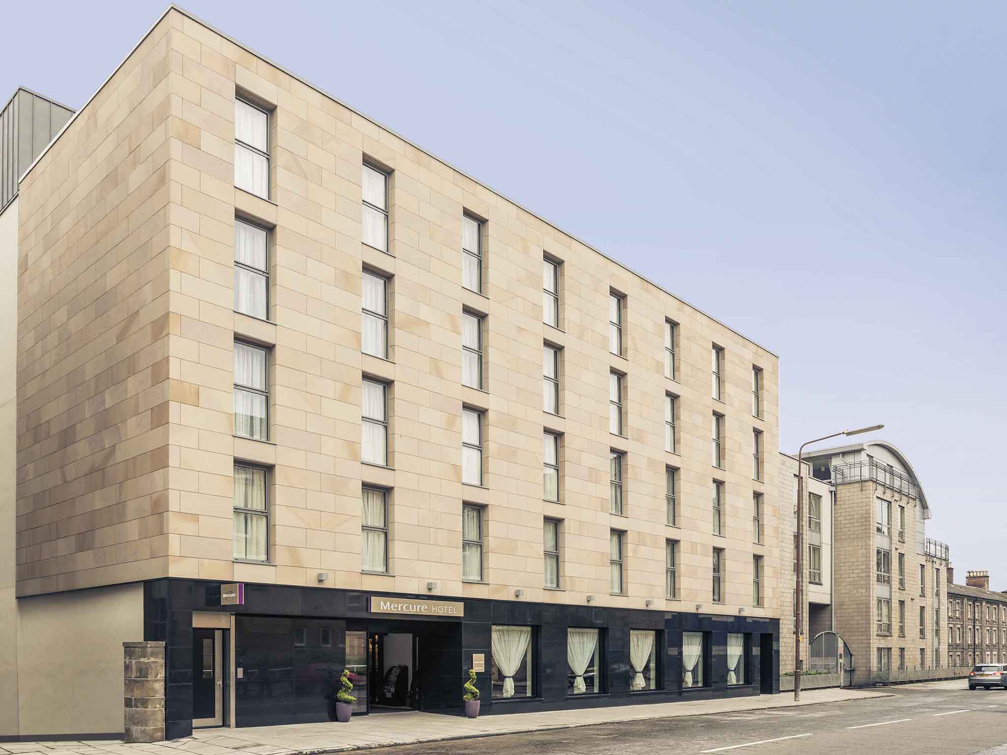 โรงแรม – Mercure Edinburgh Haymarket Hotel