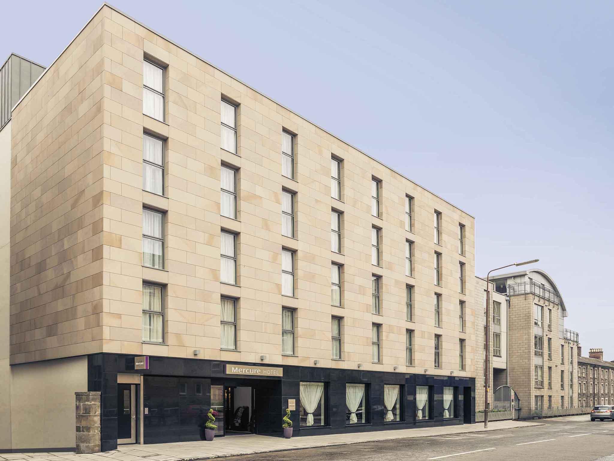 Отель — Mercure Эдинбург Хеймаркет
