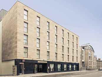 Mercure Edinburgh Haymarket Hotel