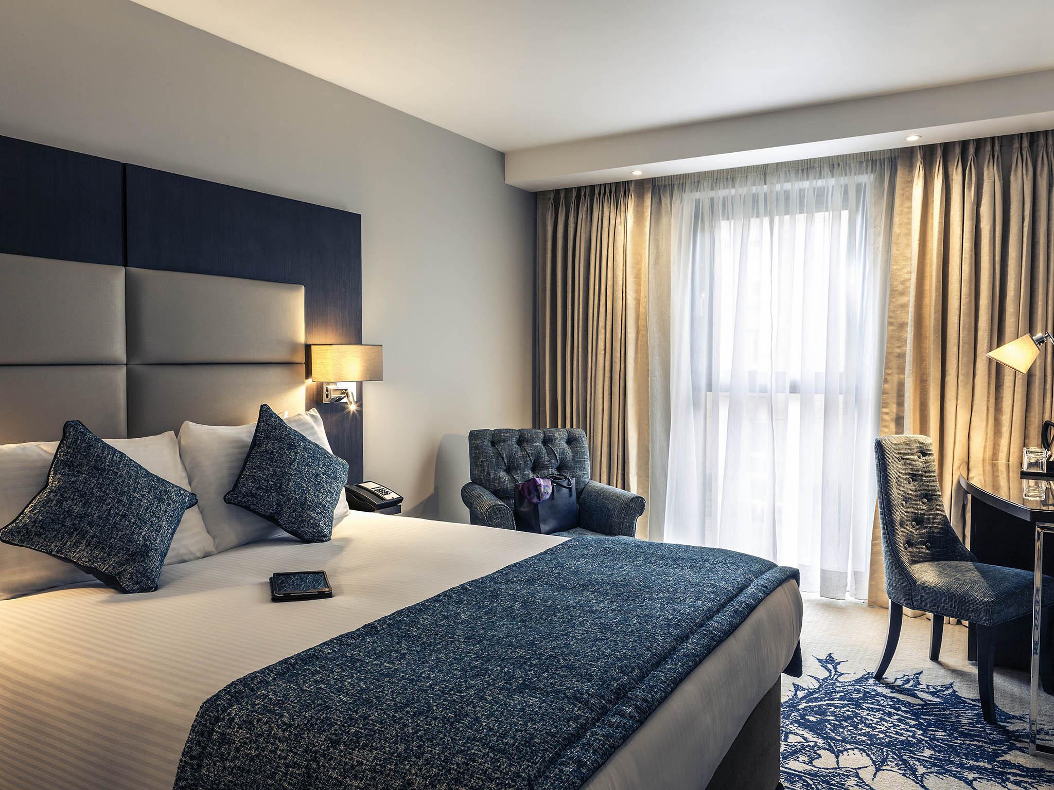 Rooms Mercure Edinburgh Haymarket Hotel