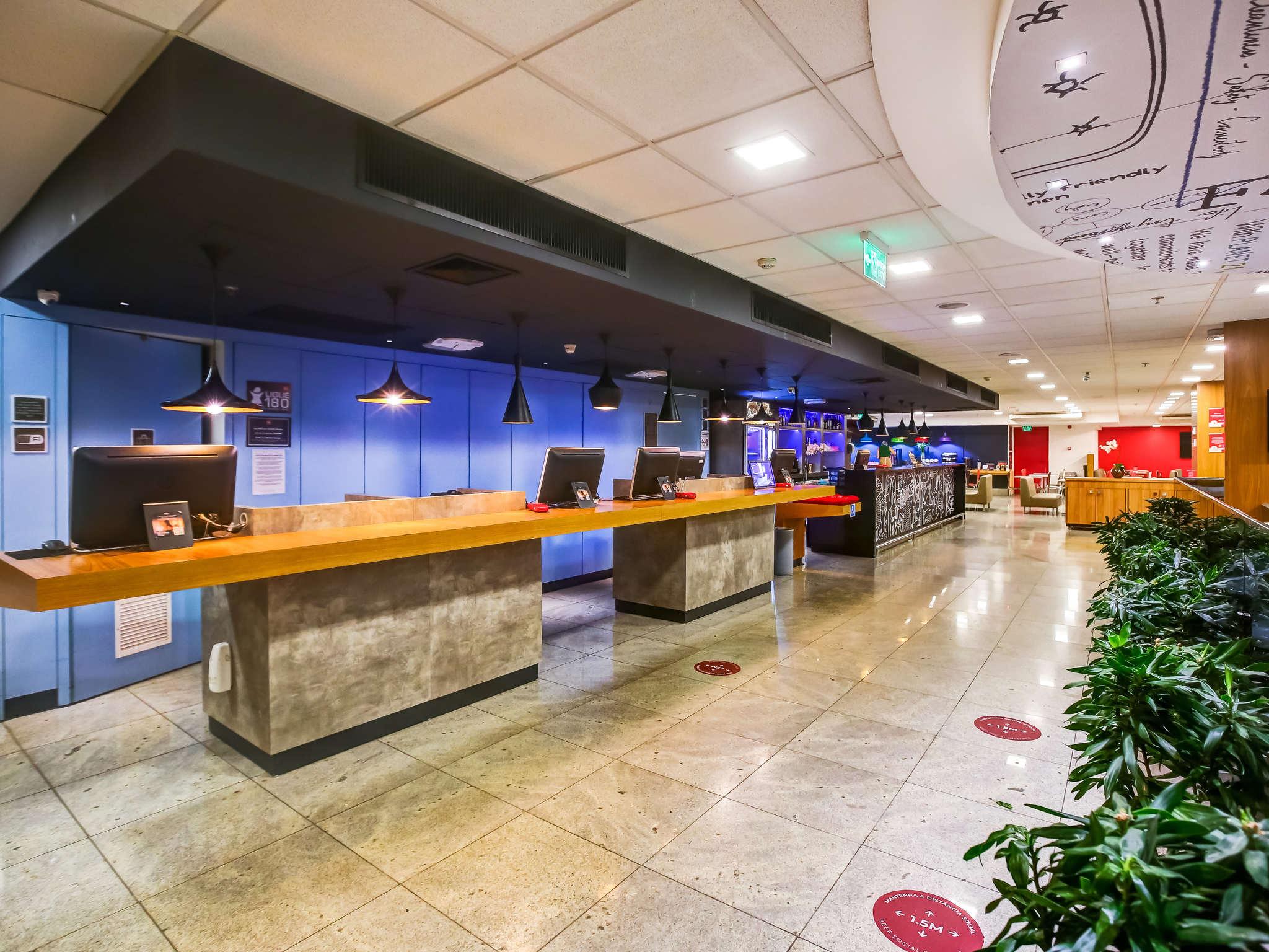 โรงแรม – ibis Rio de Janeiro Nova America