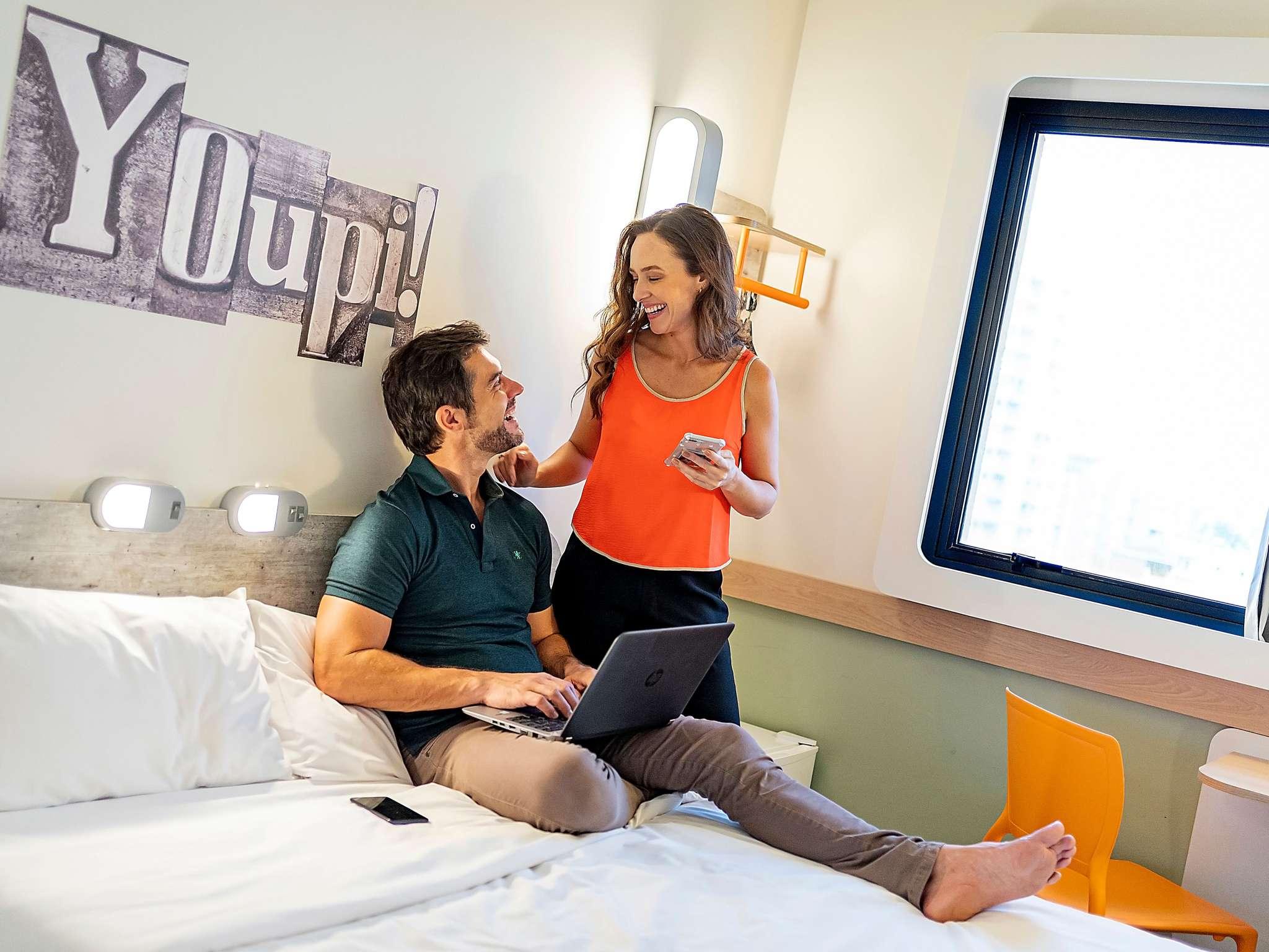 Отель — ibis budget Sorocaba