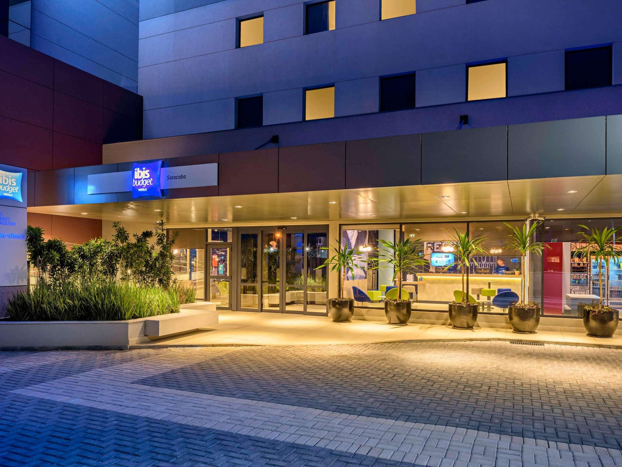 호텔 – ibis budget Sorocaba