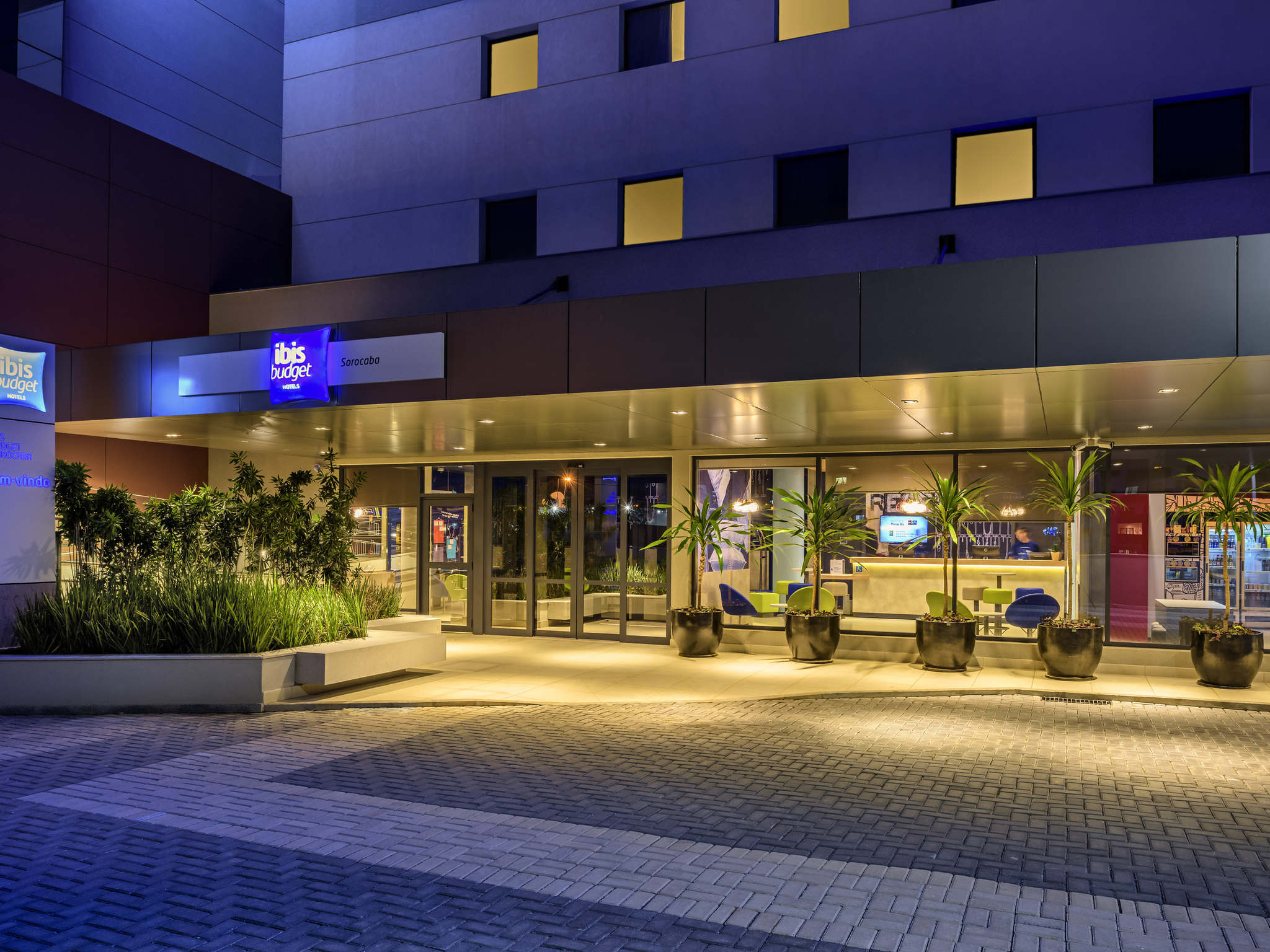 Hotel - ibis budget Sorocaba