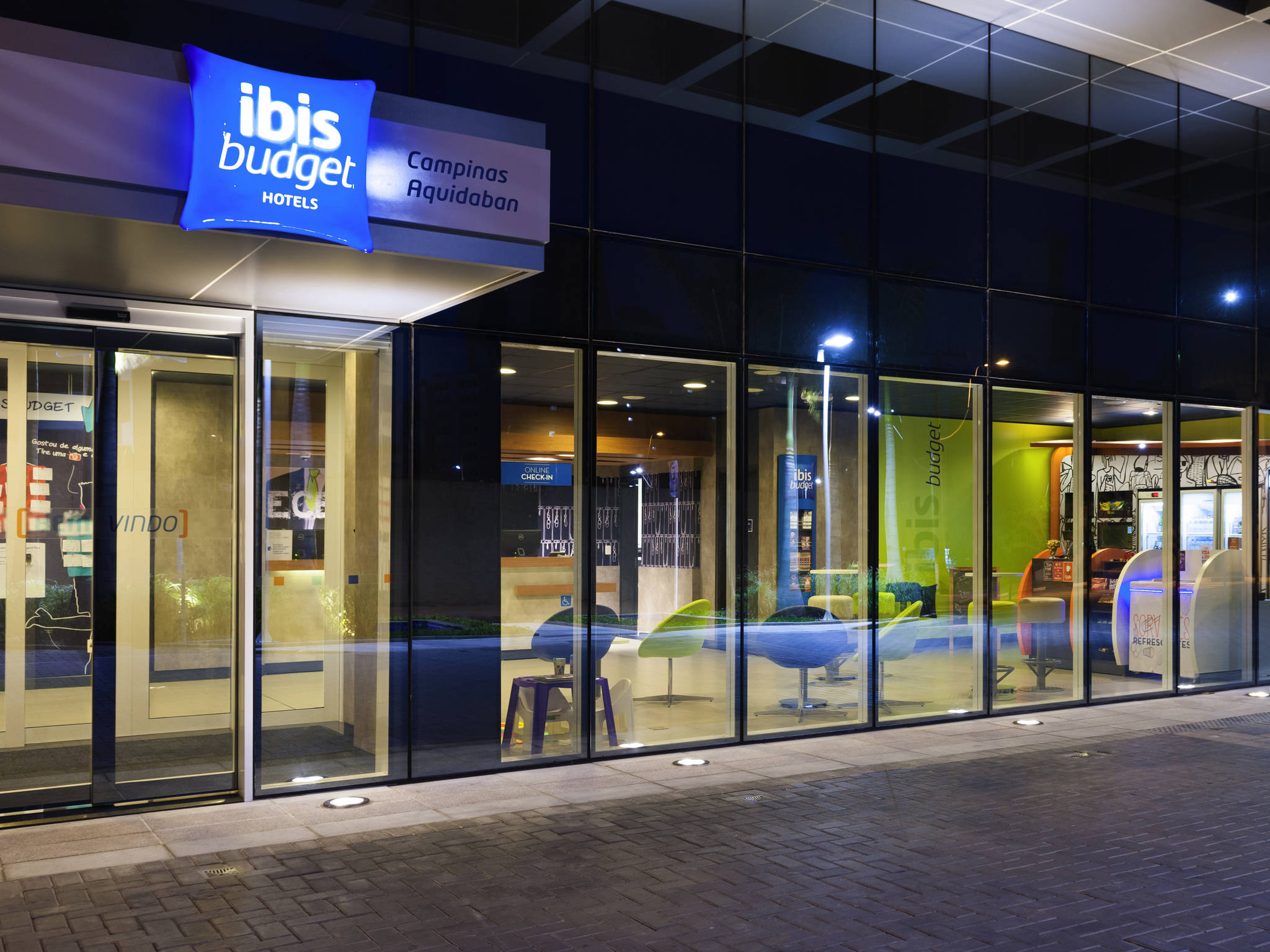 Hotel - ibis budget Campinas Aquidaban