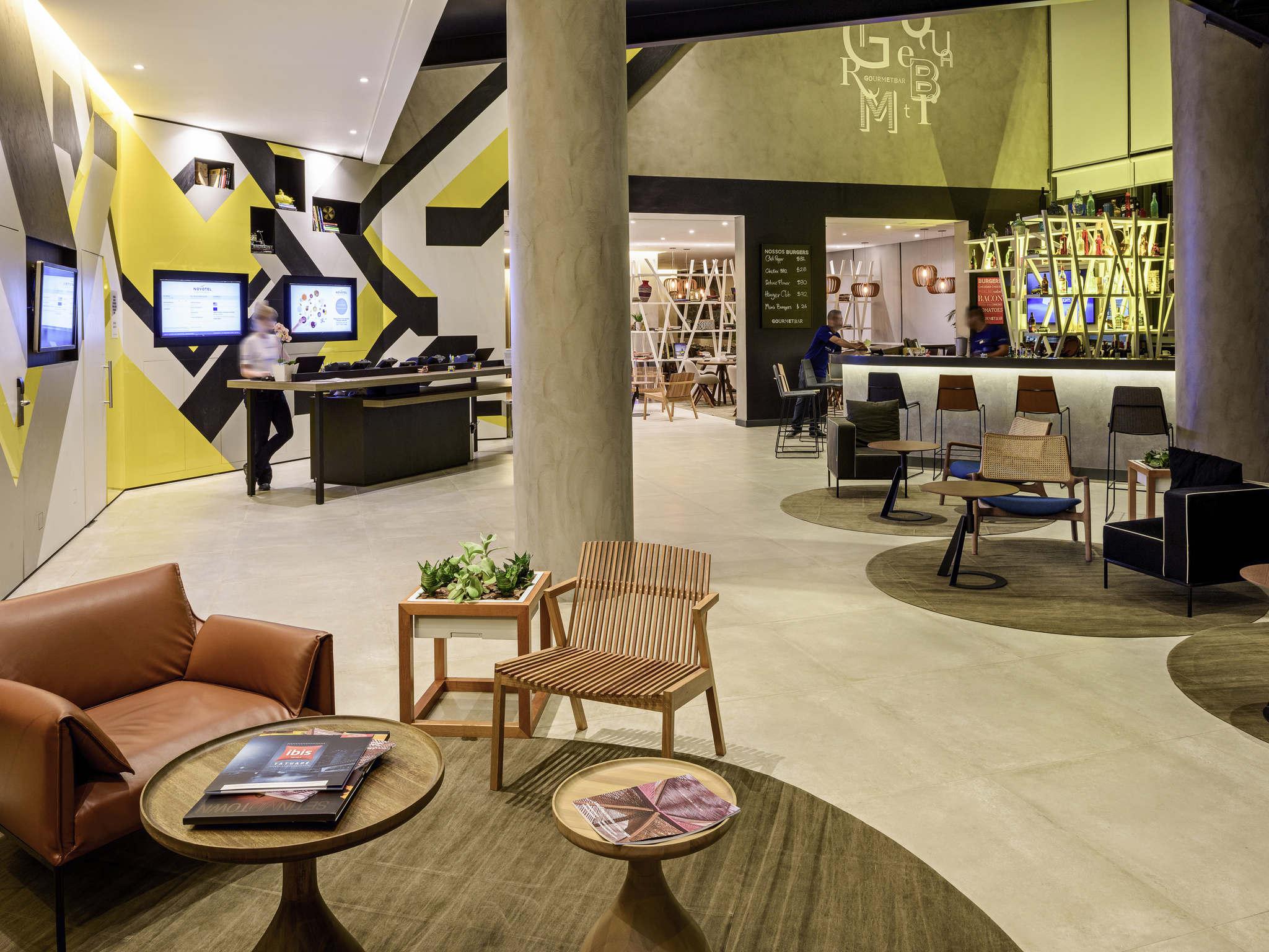ホテル – Novotel Sorocaba