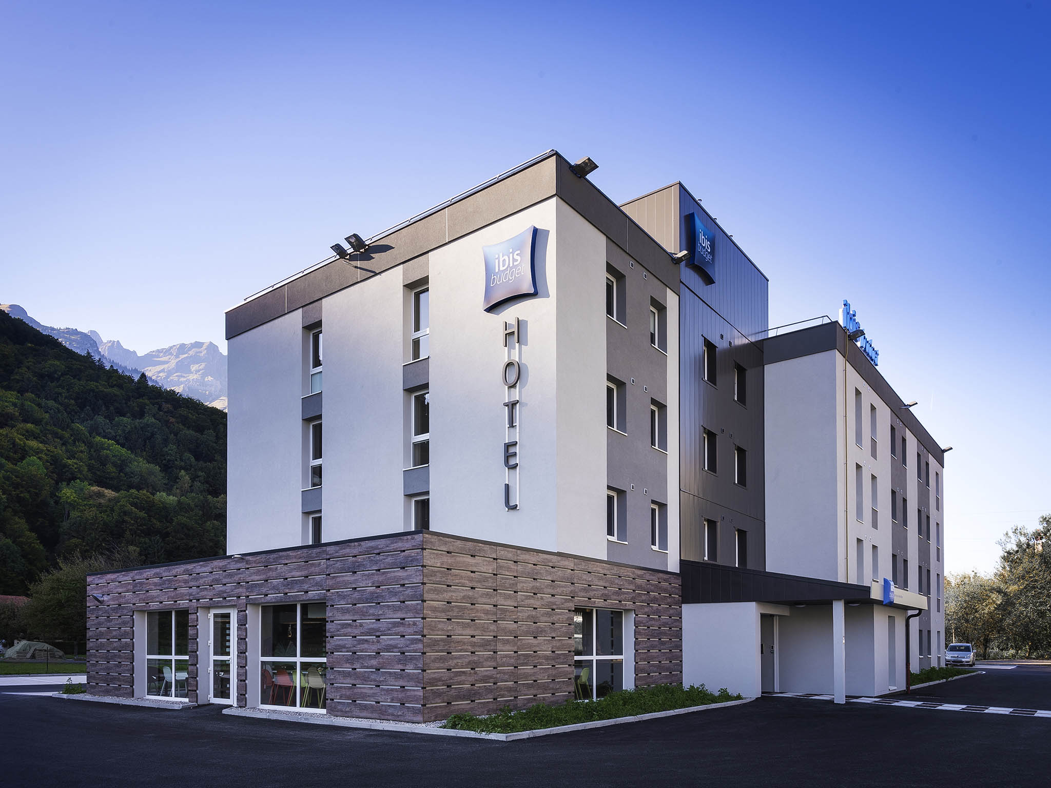 Hôtel - ibis budget Sallanches Pays du Mont-Blanc